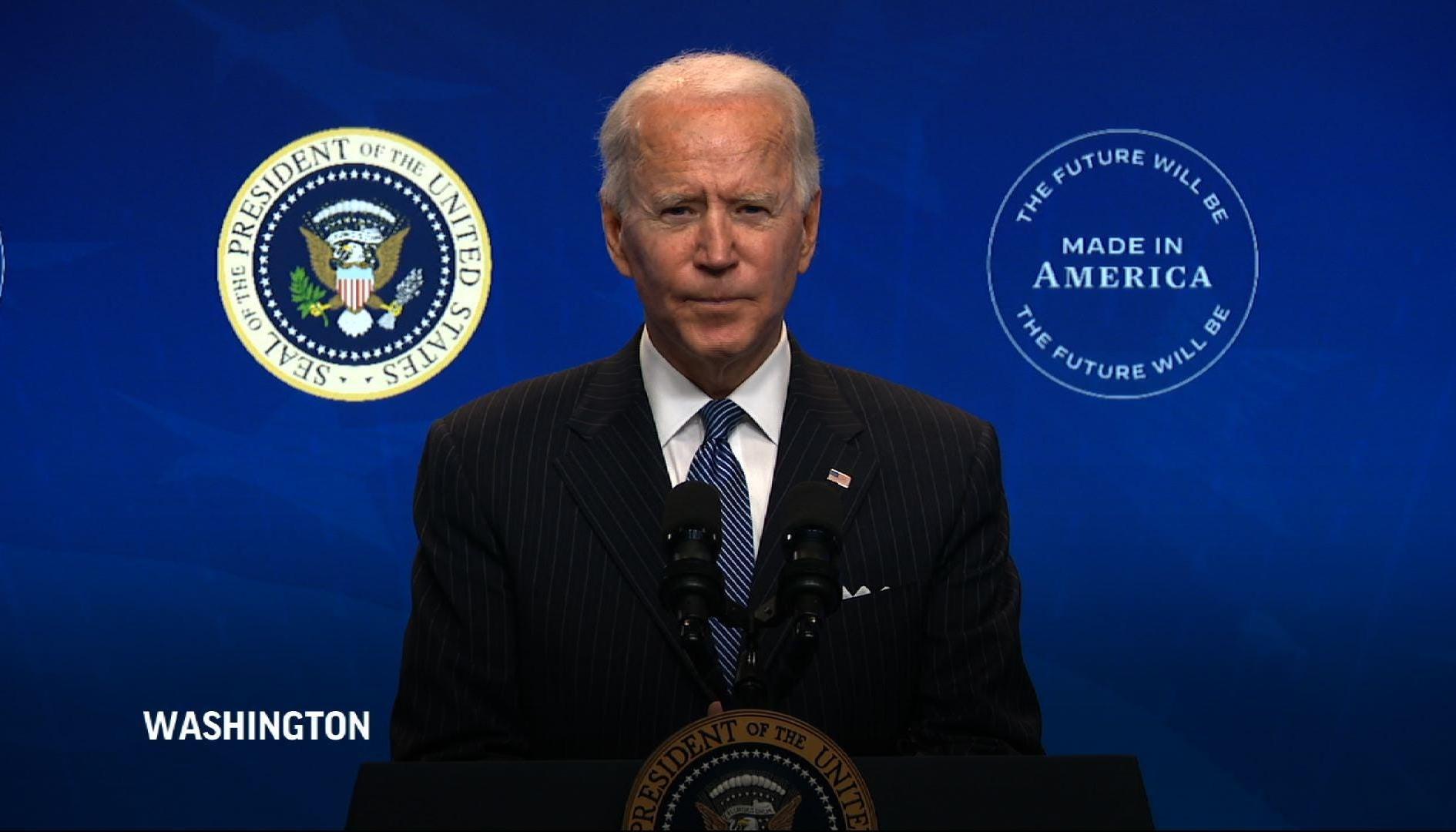 Joe Biden investe per contrastare la scarsità di semiconduttori
