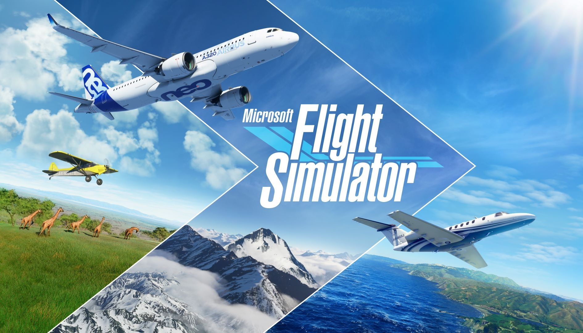 Microsoft Flight Simulator, l'arrivo su Xbox One è vicino