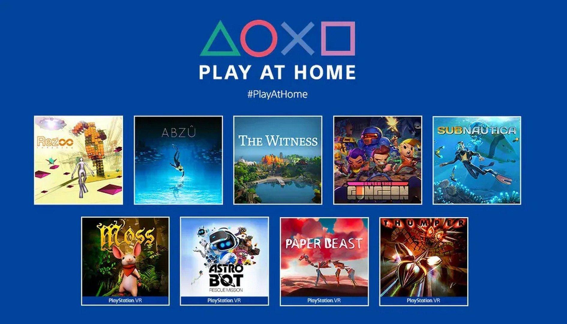 Play at Home non si ferma, altri giochi gratis in arrivo?