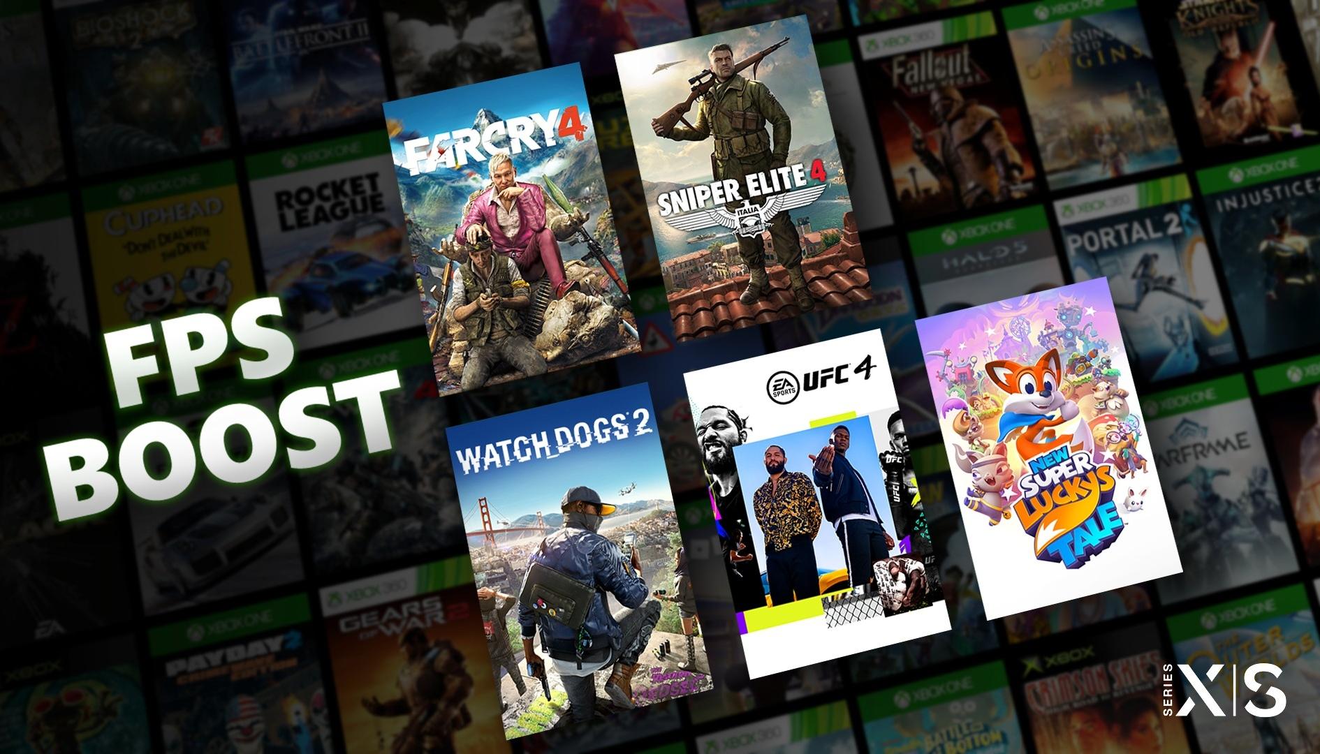Xbox Series X |S, arriva FPS Boost per i titoli EA