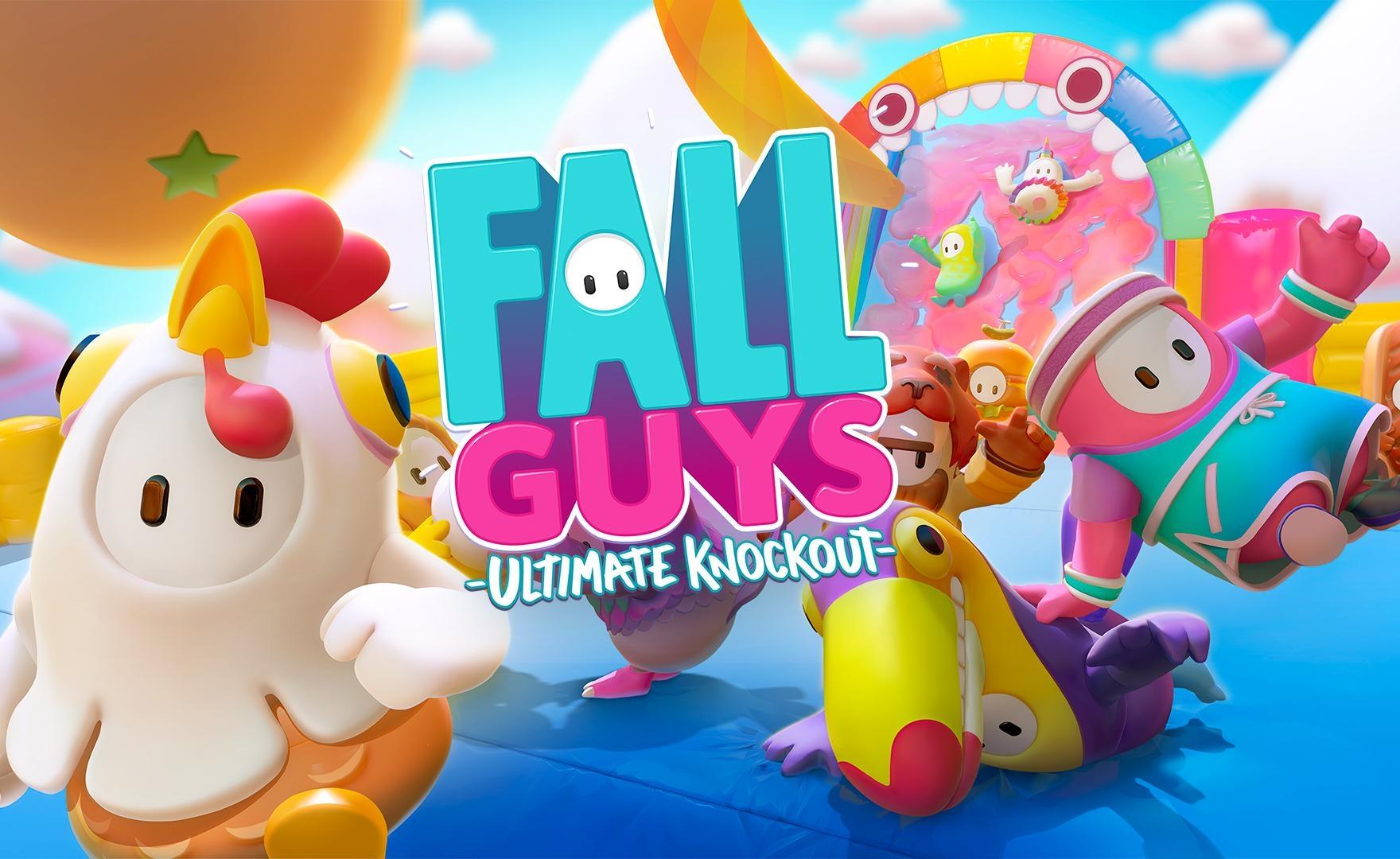 Fall Guys, inutile l'avvertimento: il codice sorgente finisce su Steam