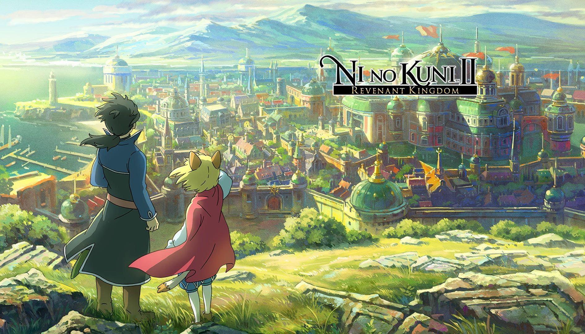 Ni No Kuni 2 arriva finalmente su Nintendo Switch