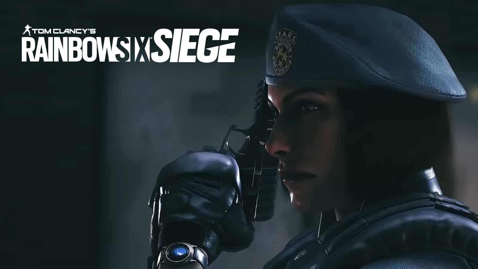 Resident Evil x Rainbow Six Siege: nuovo operatore in arrivo da Raccoon City?
