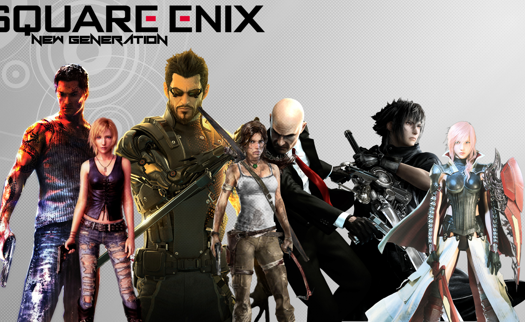 Square Enix: guadagni record! In futuro più AAA, sequel e nuove IP