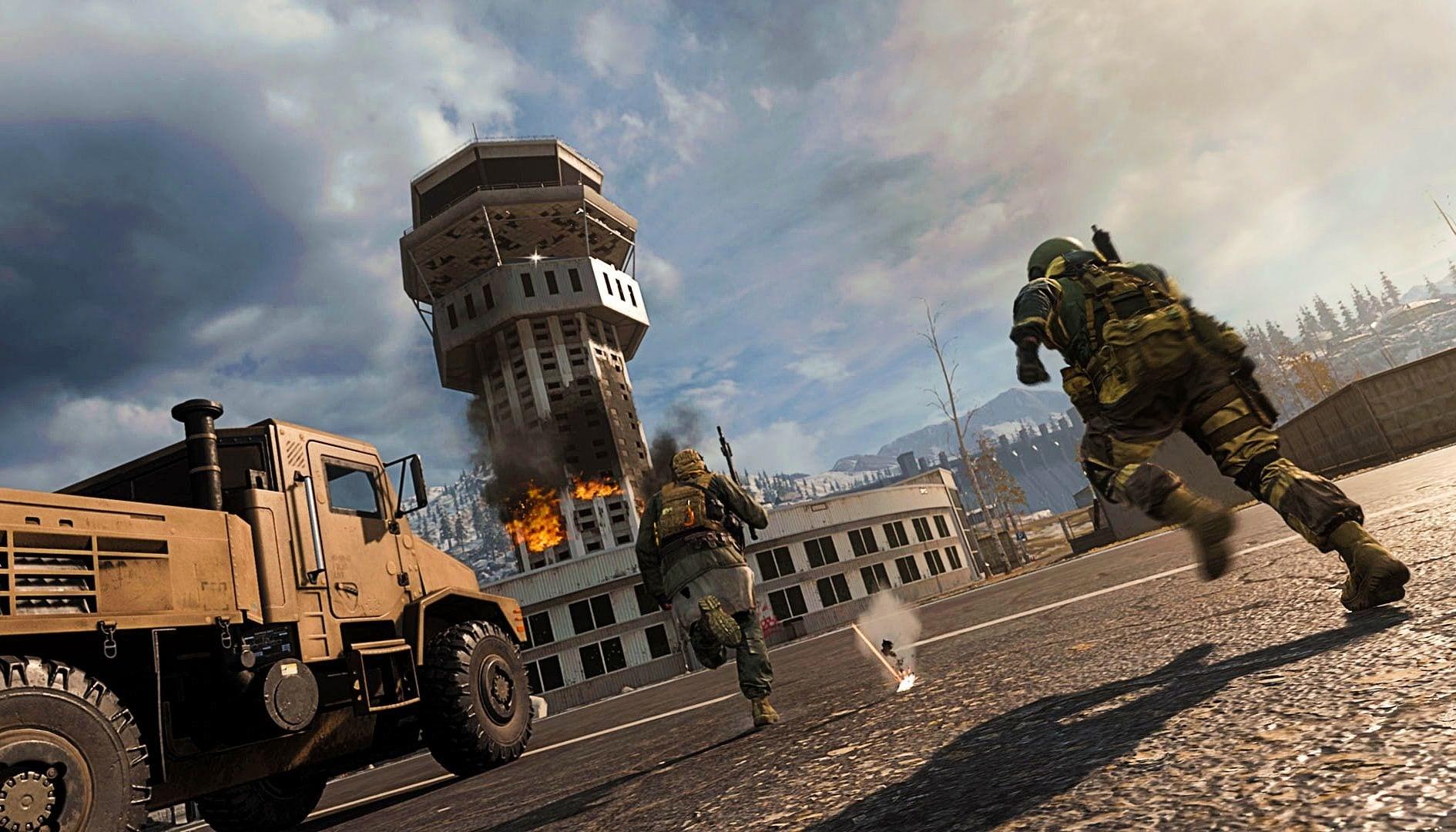 Call of Duty Warzone: nuova patch improvvisa su armi, veicoli e altro
