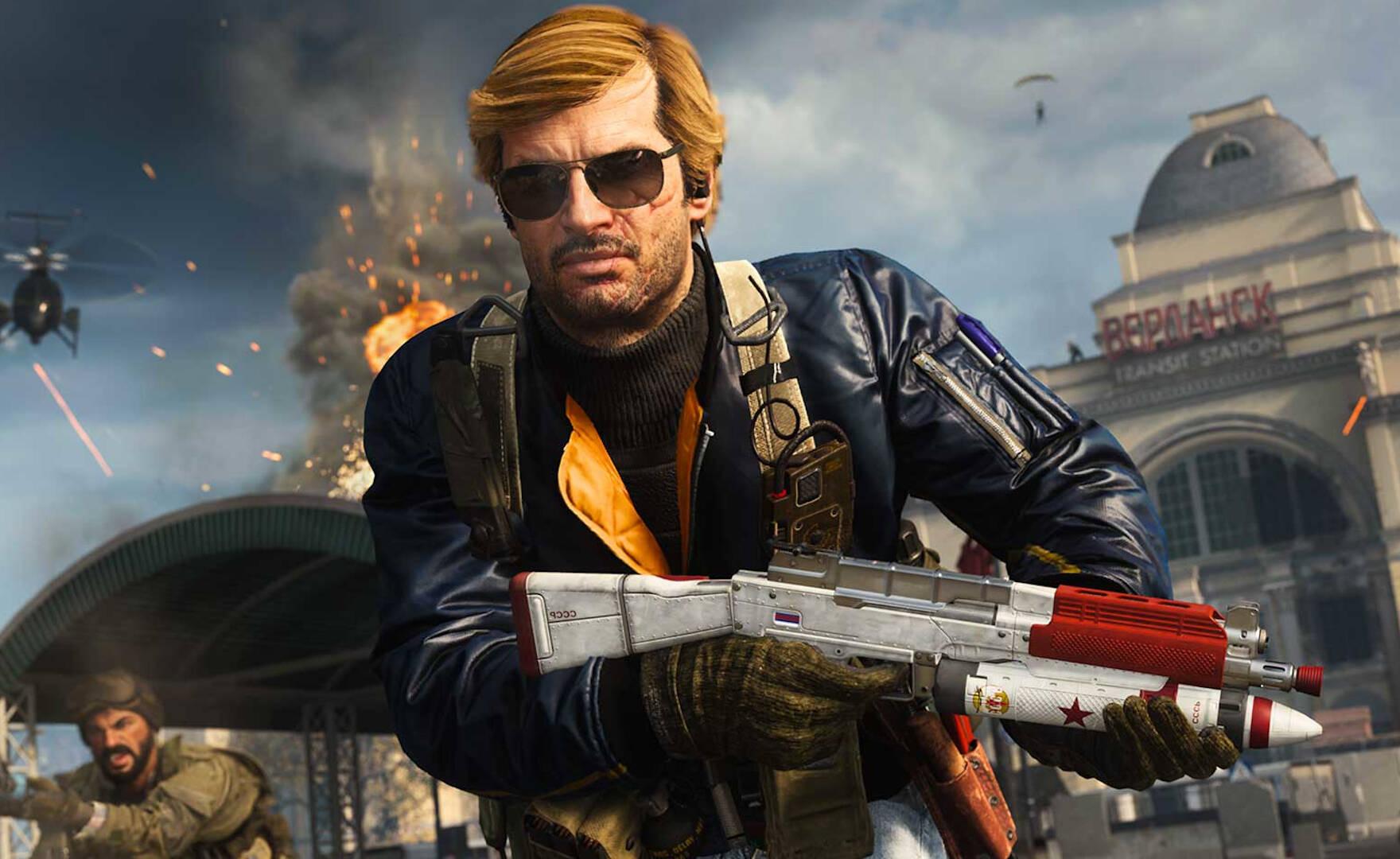 Call of Duty Warzone: una skin gratuita per tutti i giocatori