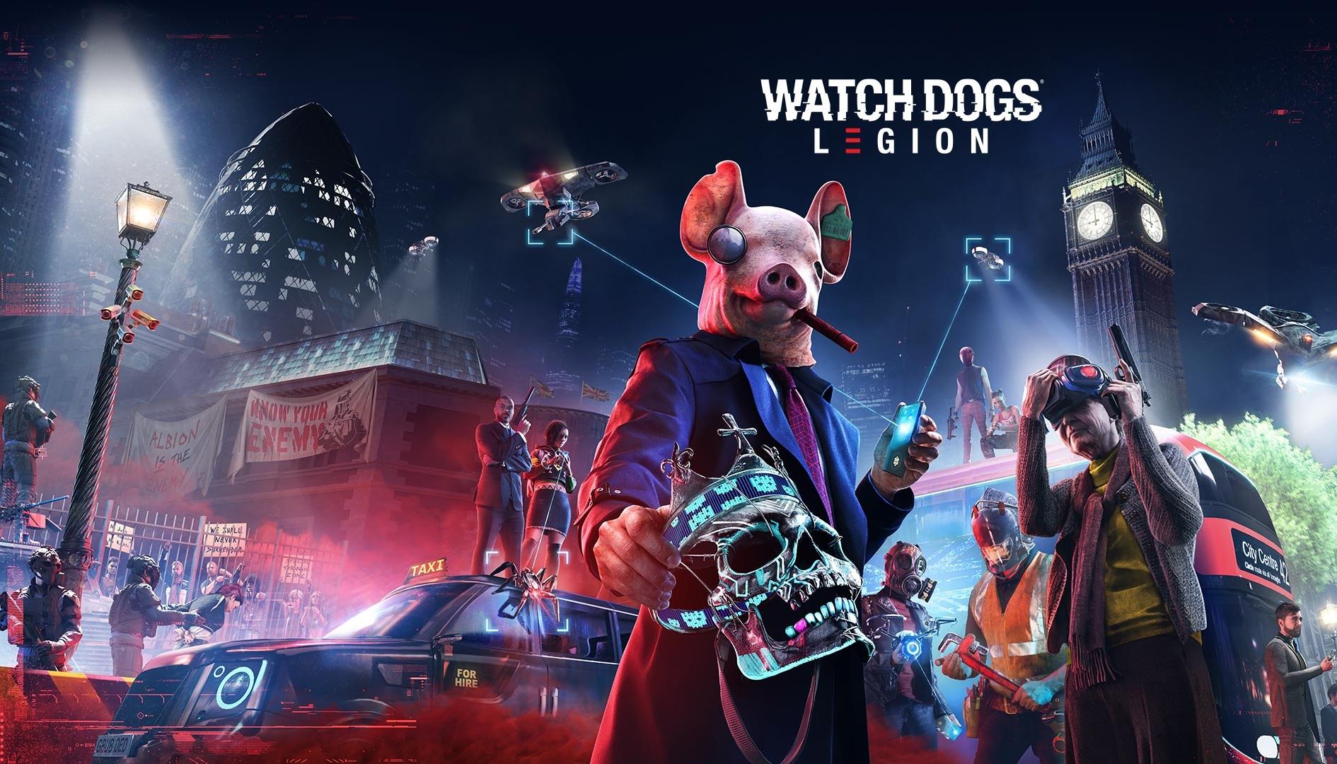 Watch Dogs Legion: la patch per i 60 fps ha una data di lancio