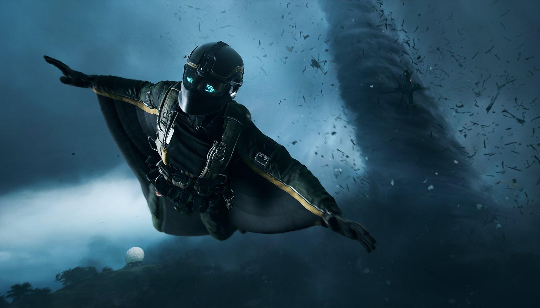 Battlefield 2042, EA pubblica pochi secondi di gameplay