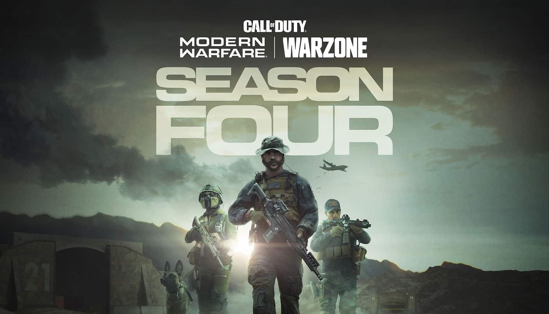 Call of Duty Warzone: tutte le novità della Stagione 4