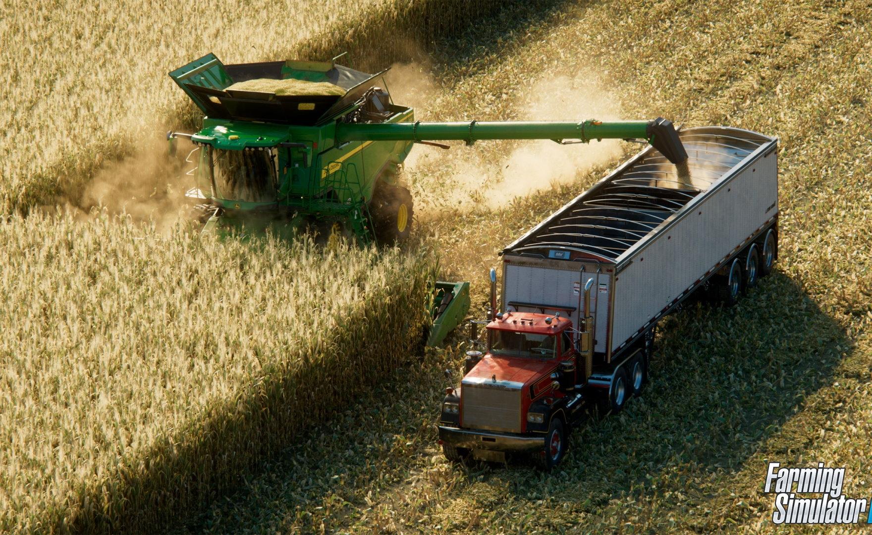 Farming Simulator 22: il nuovo fantastico trailer svela la data di lancio