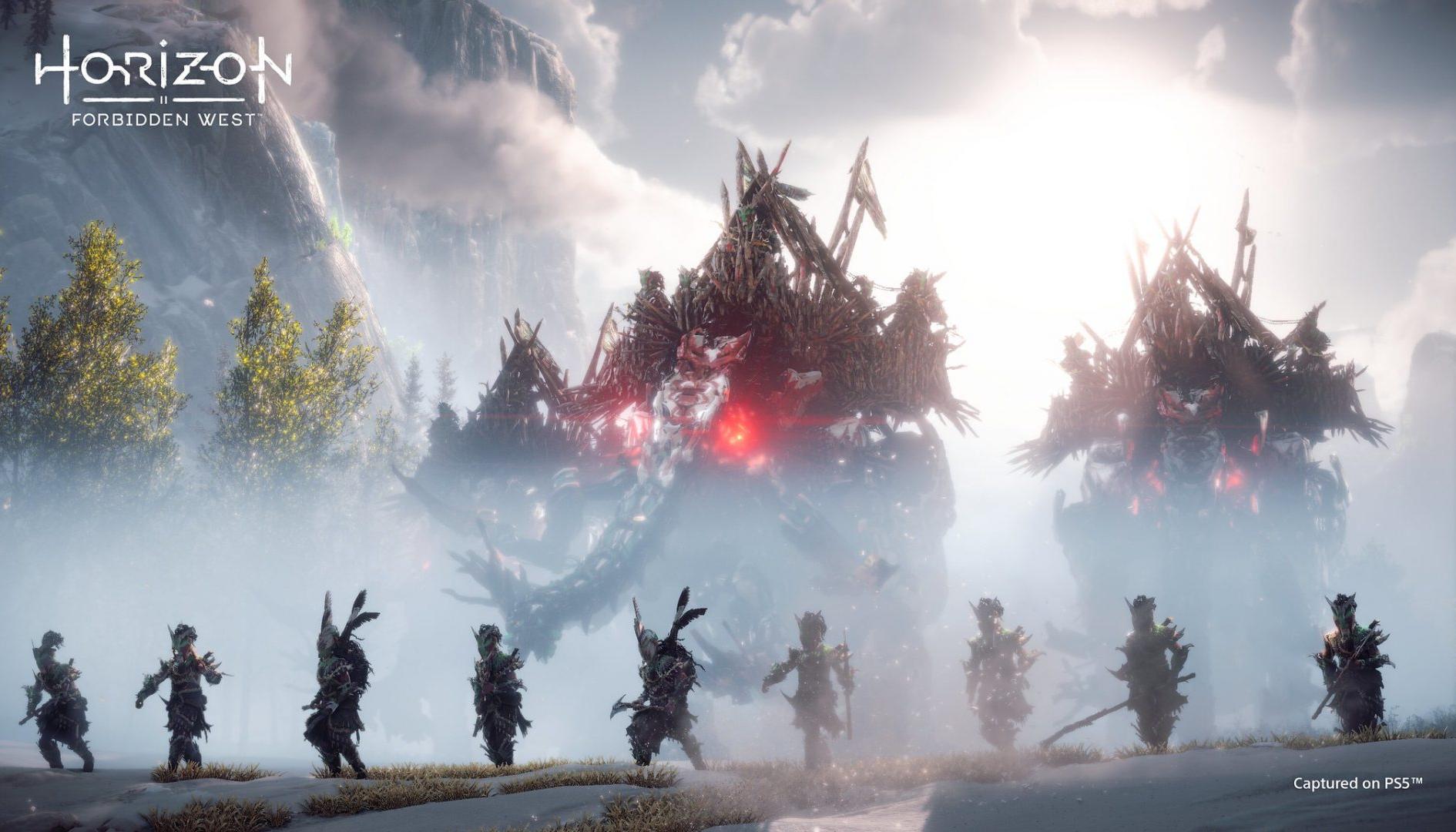 Horizon Forbidden West, confermato l'utilizzo del Ray Tracing su PS5