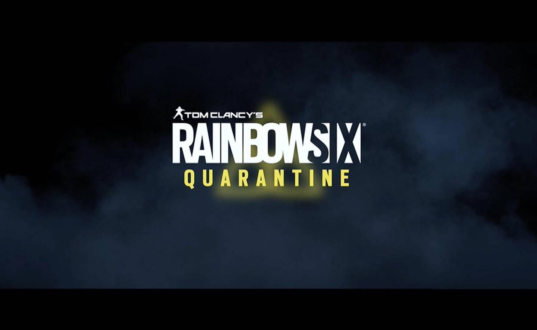 Rainbow Six Quarantine, il gioco cambia nome e lo vedremo all'E3