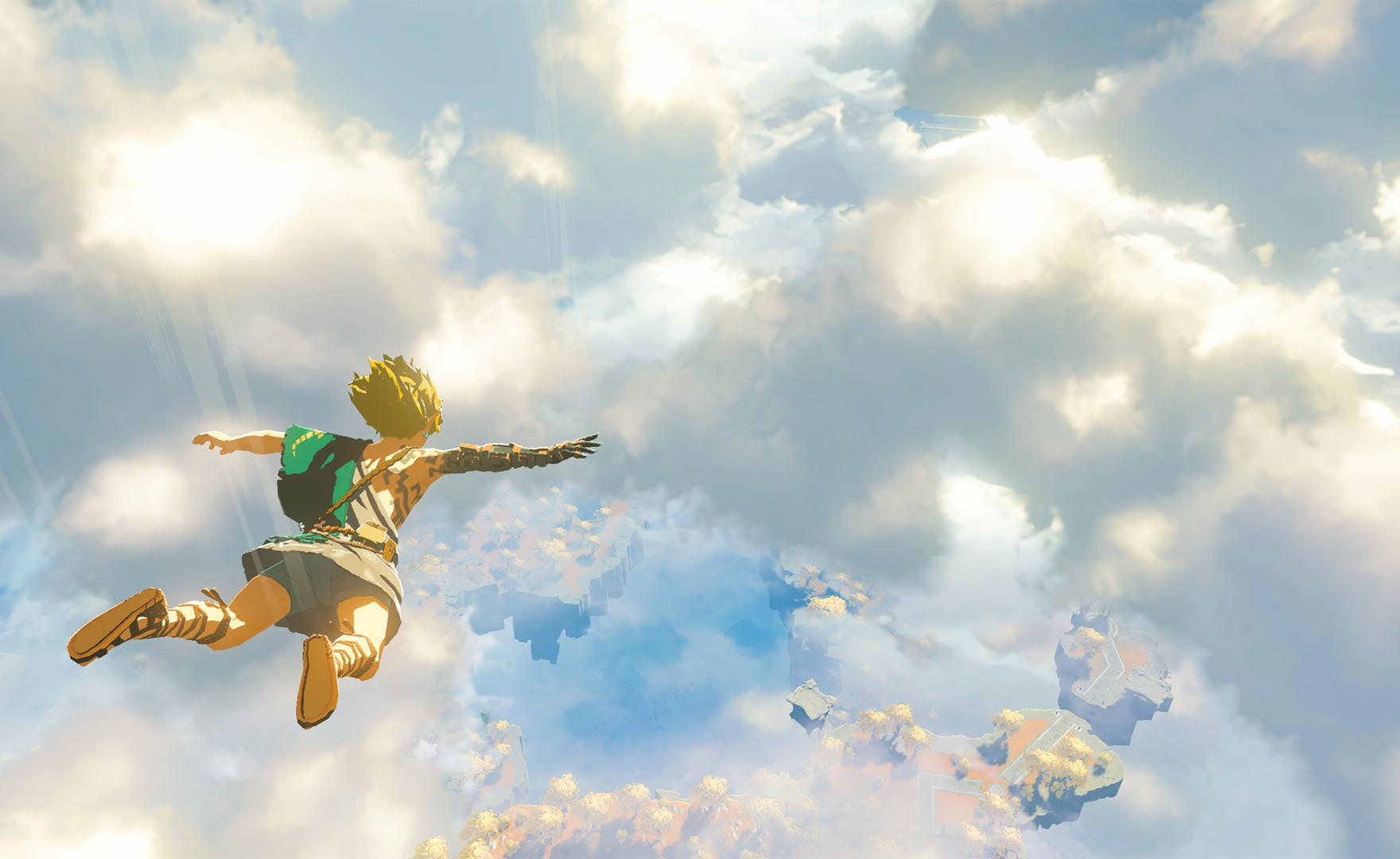 Zelda Breath of The Wild 2, una strana teoria dilaga tra i fan