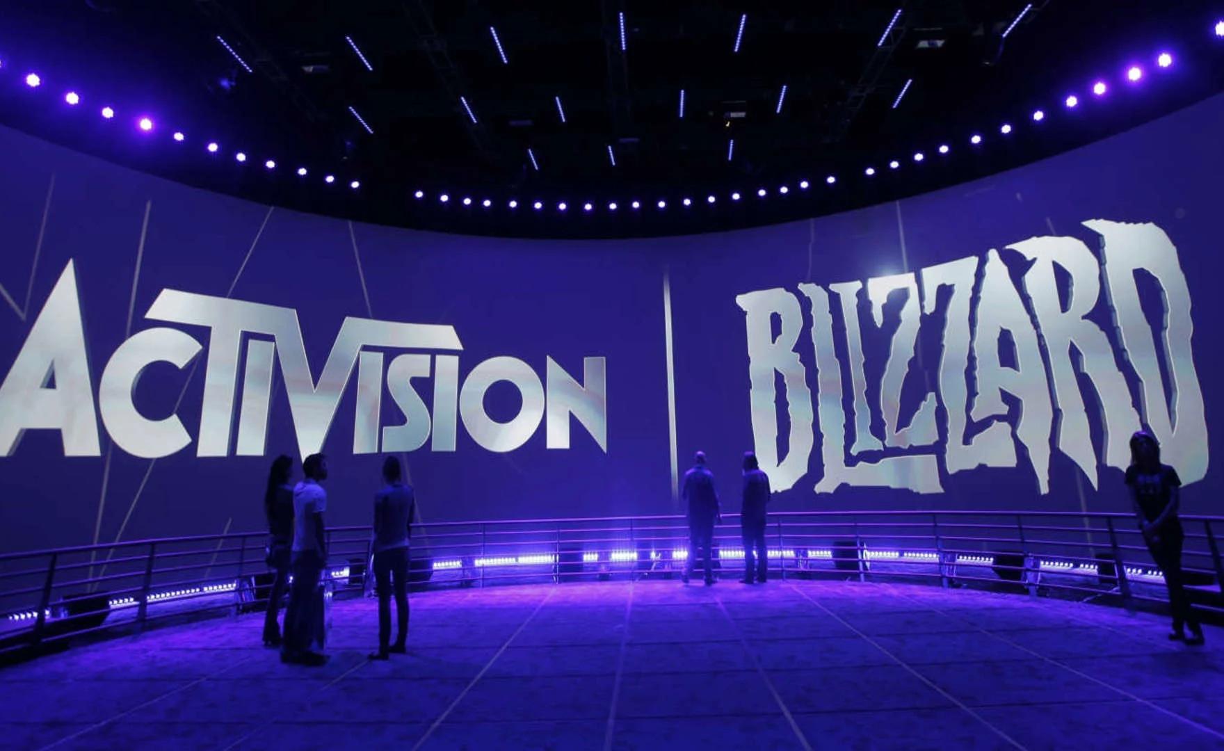 Activision Blizzard: poche domande di lavoro a causa delle polemiche