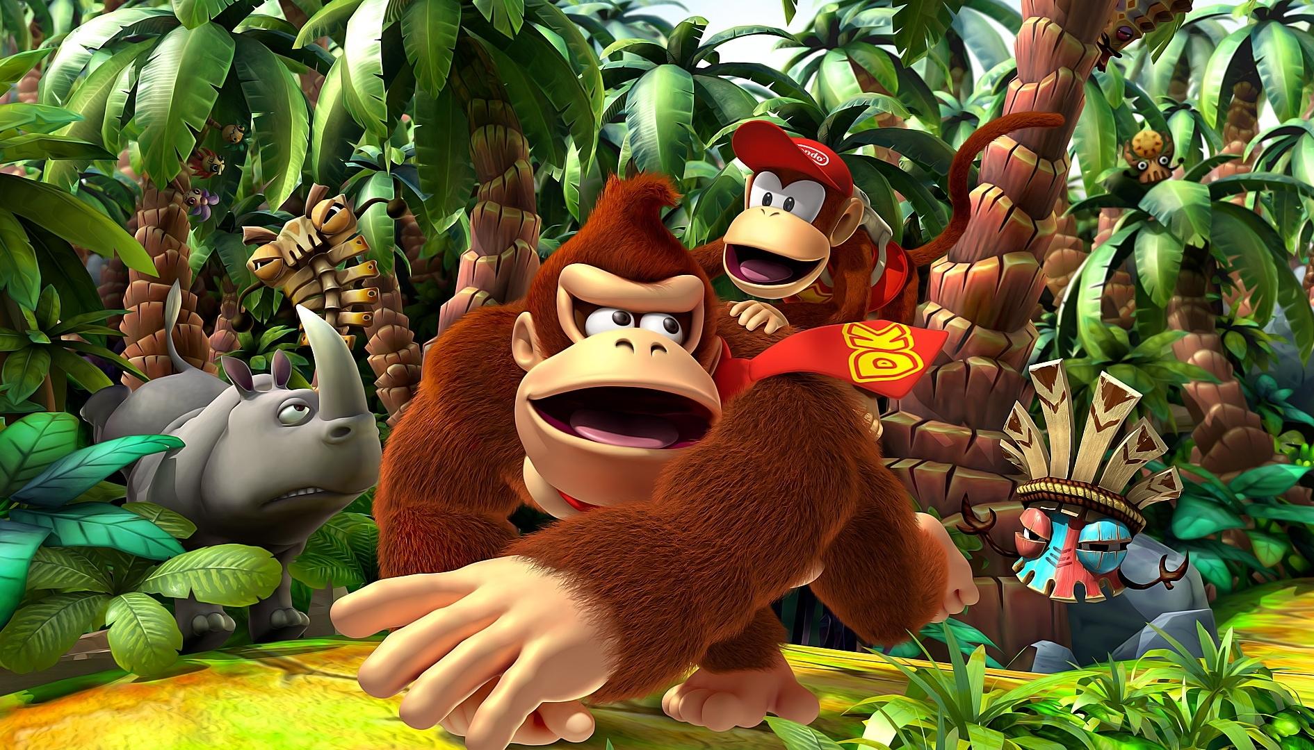 Donkey Kong, non solo videogiochi: i piani di Nintendo