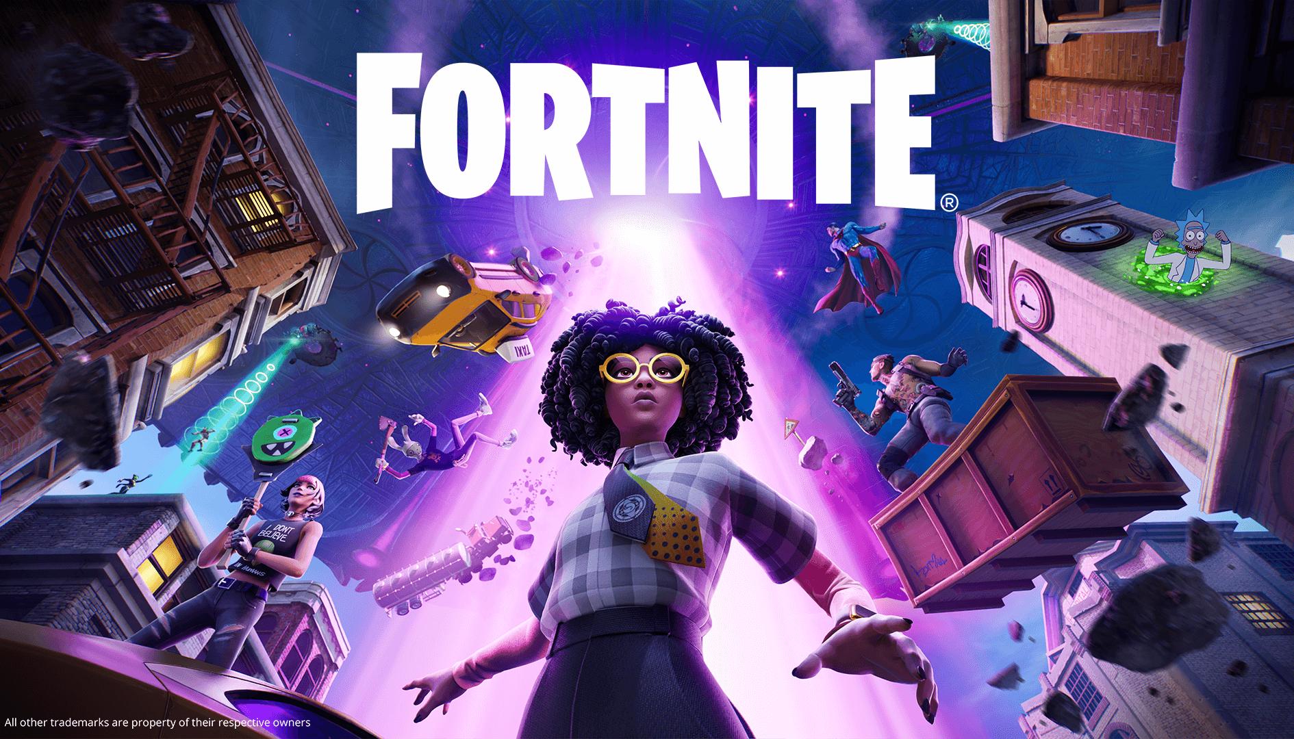 Fortnite: Epic Games rilascia un aggiornamento, novità e cambiamenti