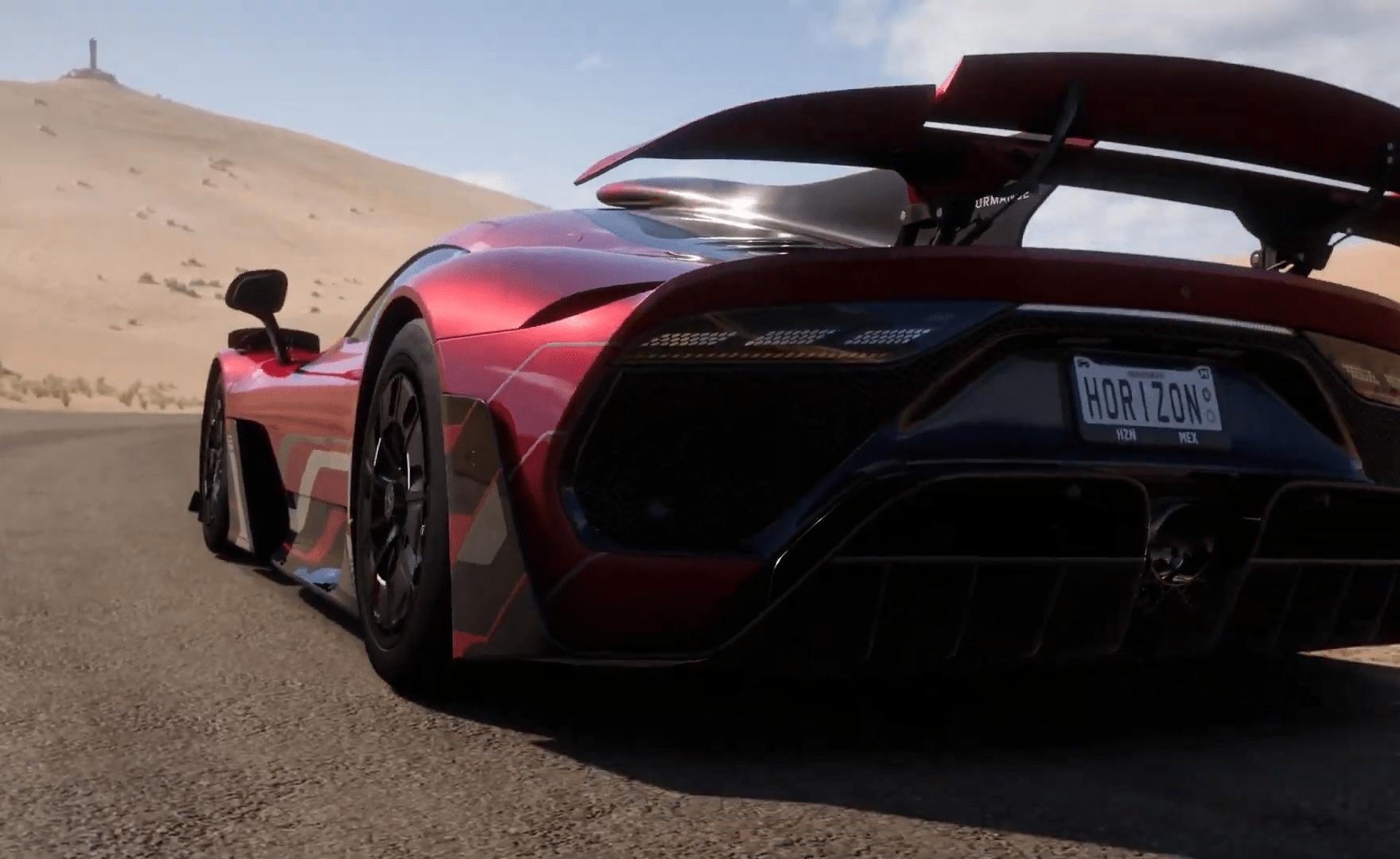 Forza Horizon 5, tante novità su personalizzazione e mappa di gioco