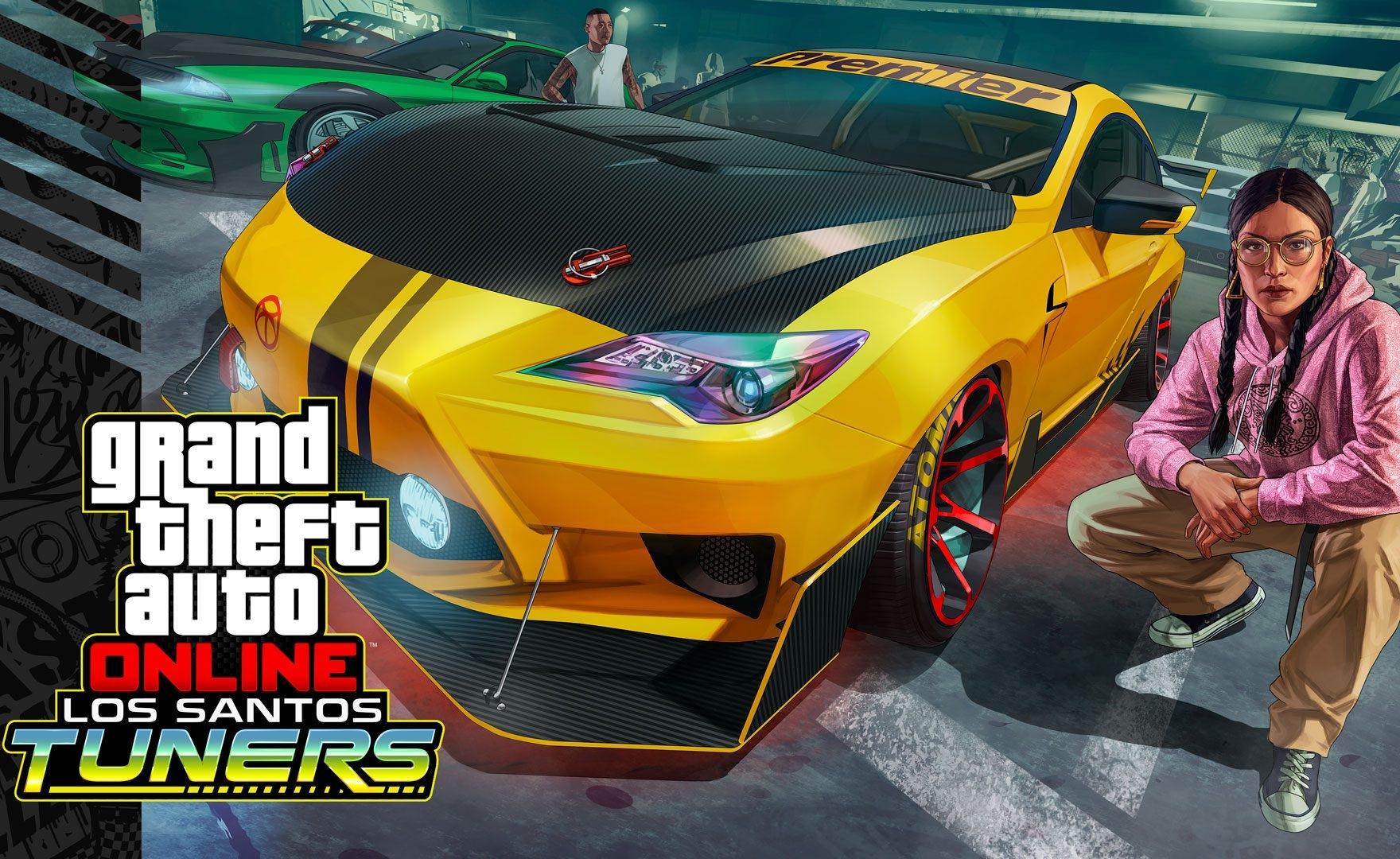 GTA 5 Online: il nuovo evento porta il tuning a Los Santos