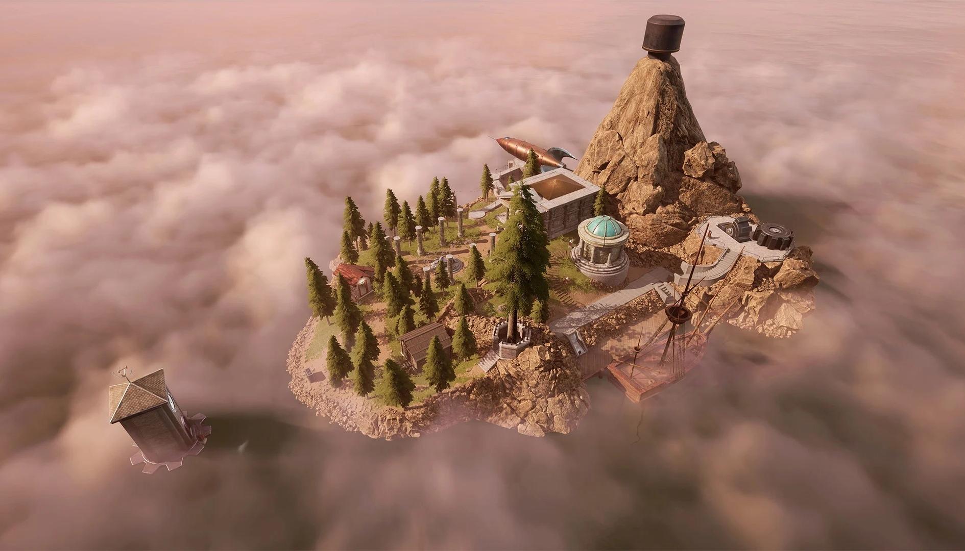 Myst: il remake del cult uscirà a breve, supporterà anche la VR