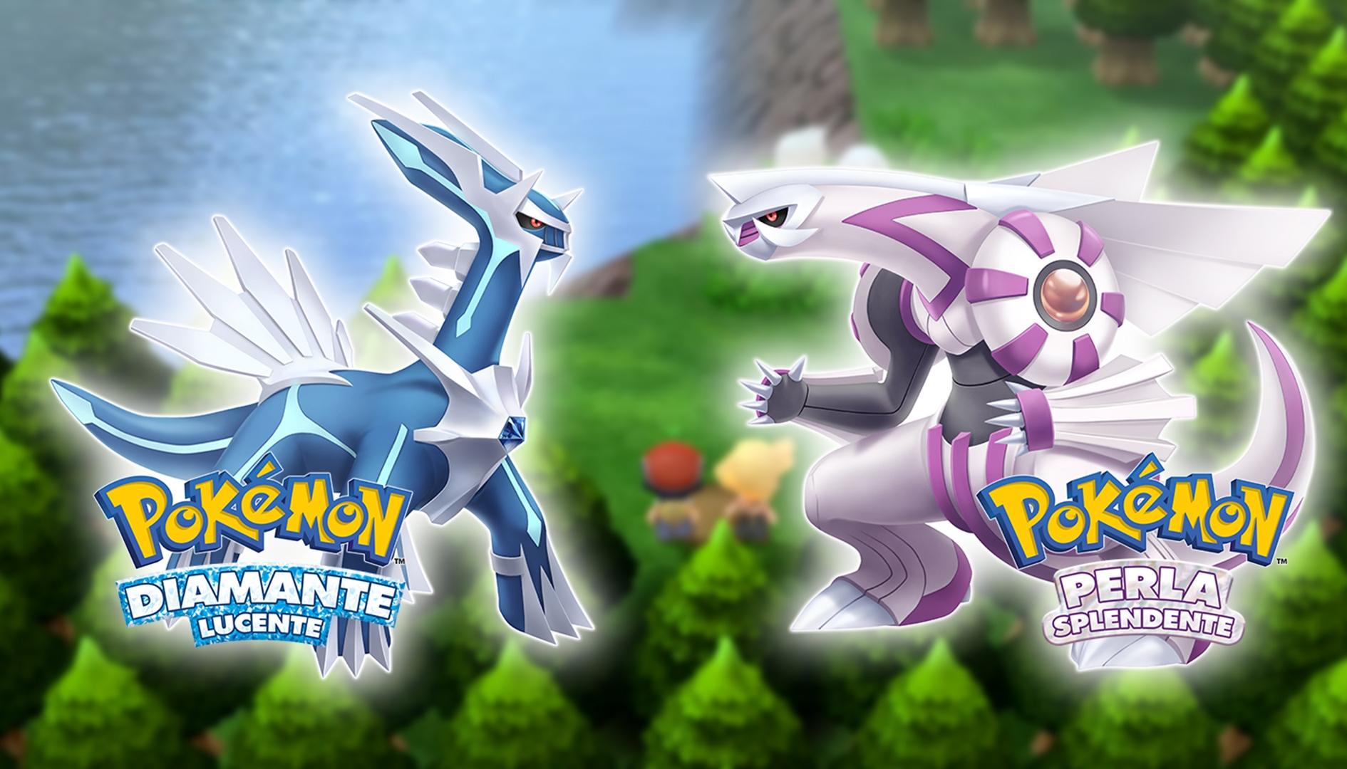 Pokémon Diamante Lucente e Perla Splendente, rivelate novità inedite nei remake