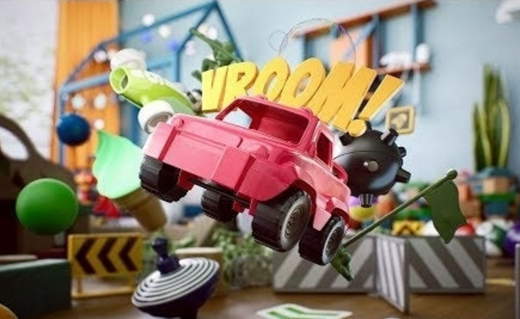 Vroom! Annunciato il Fall Guys con le macchinine giocattolo