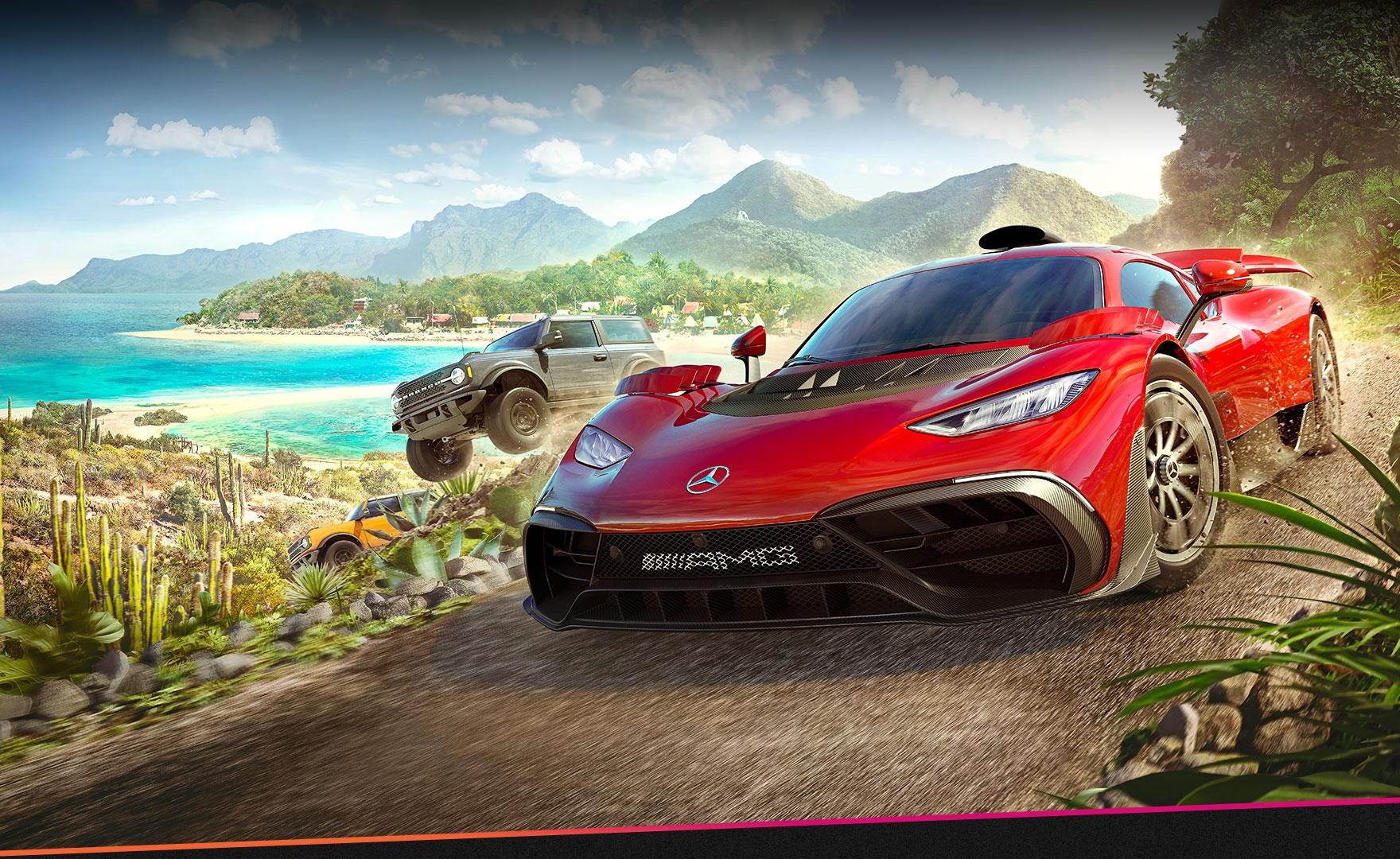 Forza Horizon 5: più di 400 auto confermate, e la lista non è ancora completa