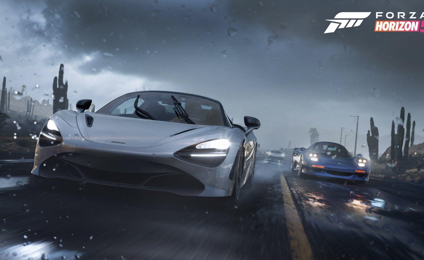 """Forza Horizon 5: più di 400 auto al lancio, di cui """"solo"""" 30 Porsche"""