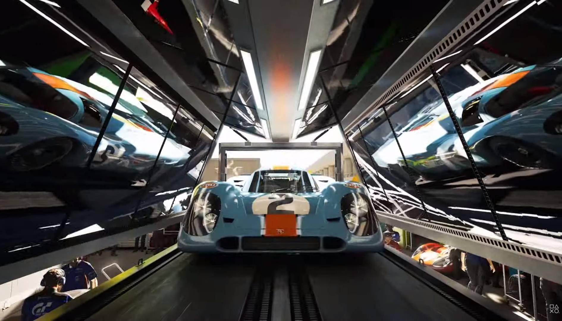 Gran Turismo 7, tante novità e una brutta notizia