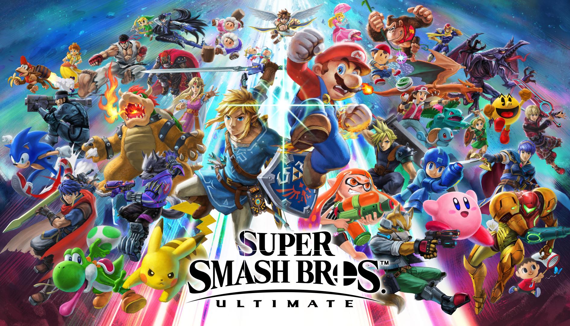 Super Smash Bros. Ultimate: pulizia dei denti gratis se batti il dentista