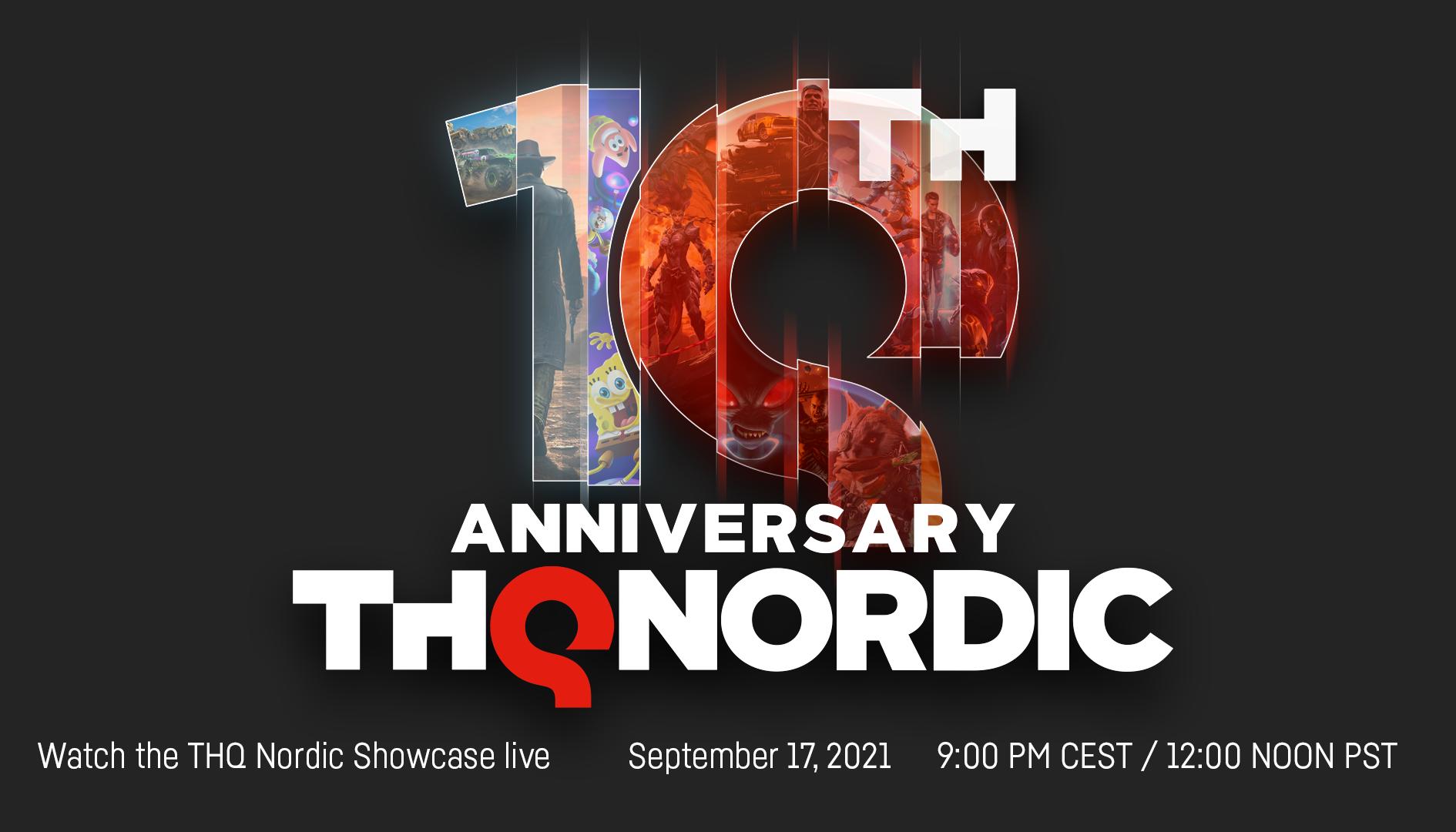 THQ Nordic regala uno strategico per il suo anniversario