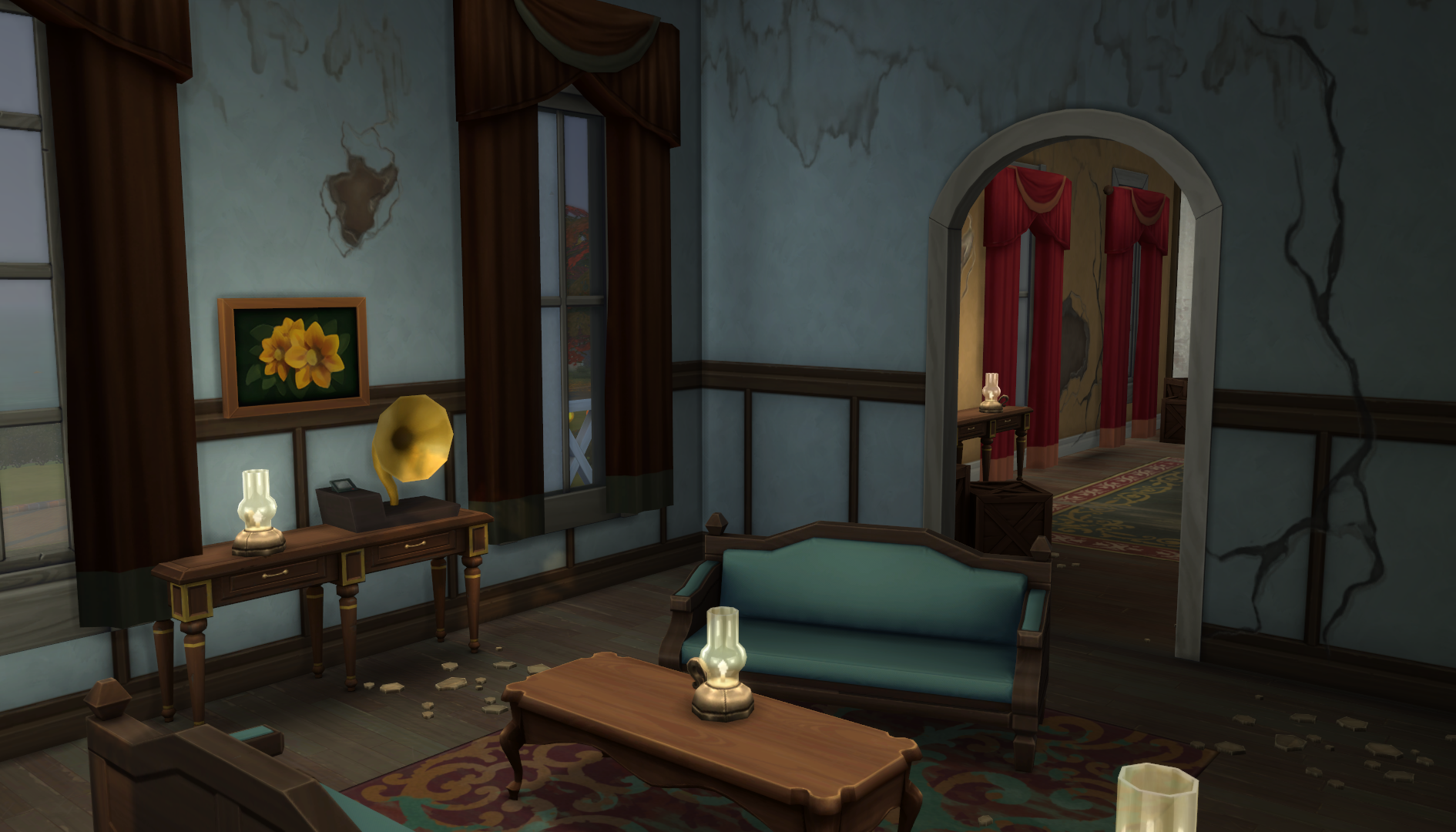 The Sims 4 si trasforma in Red Dead Redemption 2 grazie a un fan