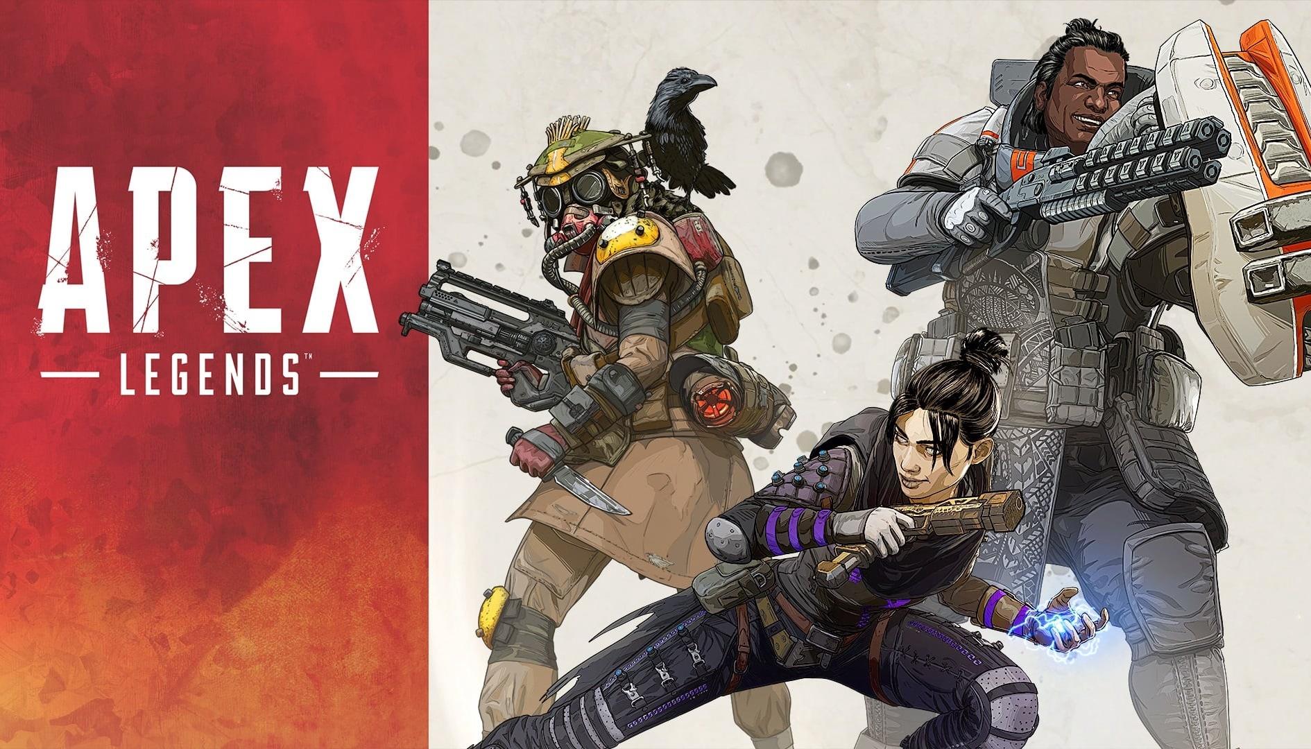 Apex Legends, ban per i giocatori che fanno piggy-backing