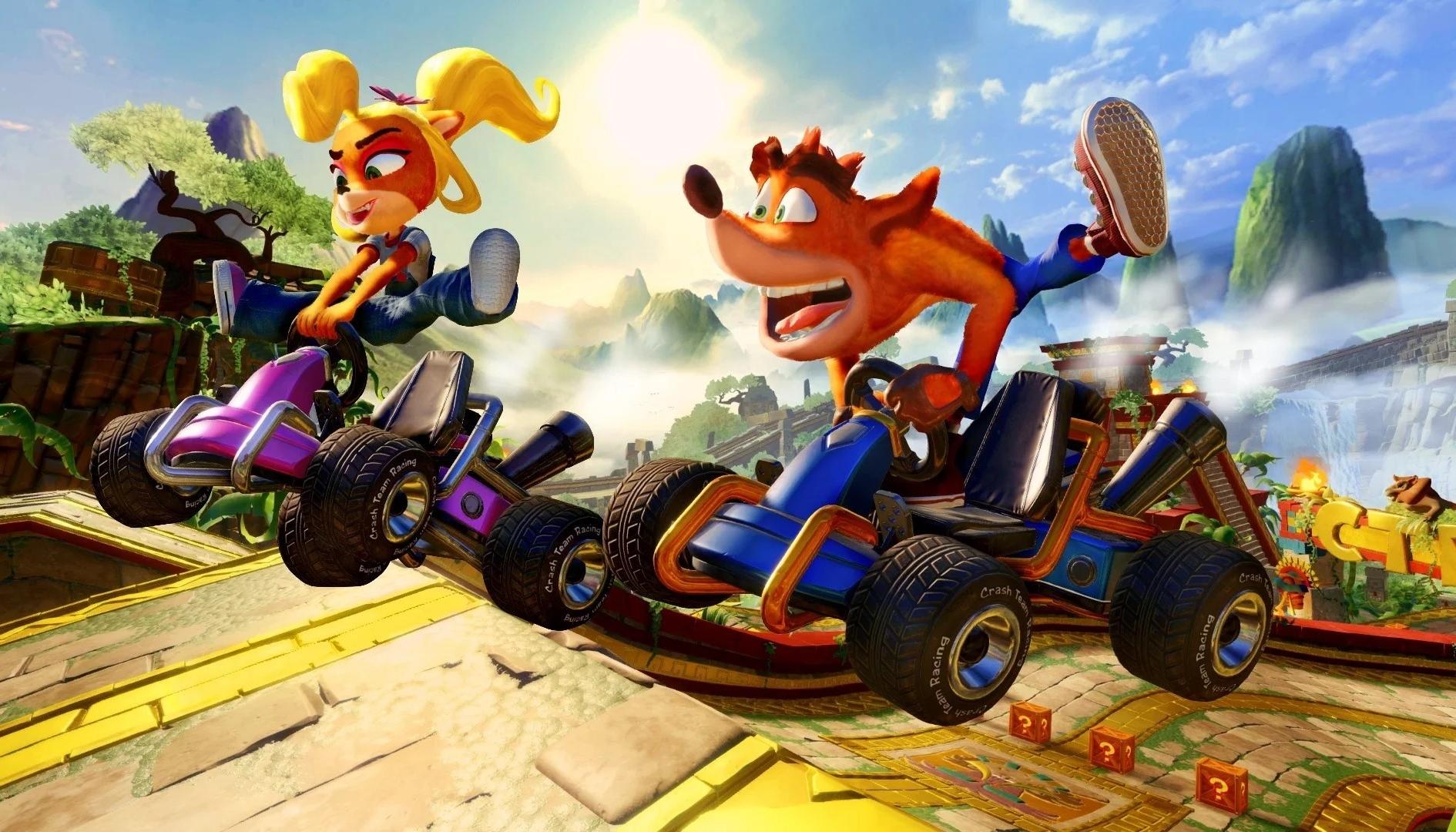 Crash Team Racing Nitro-Fueled, dettagli e video gameplay sulla modalità avventura