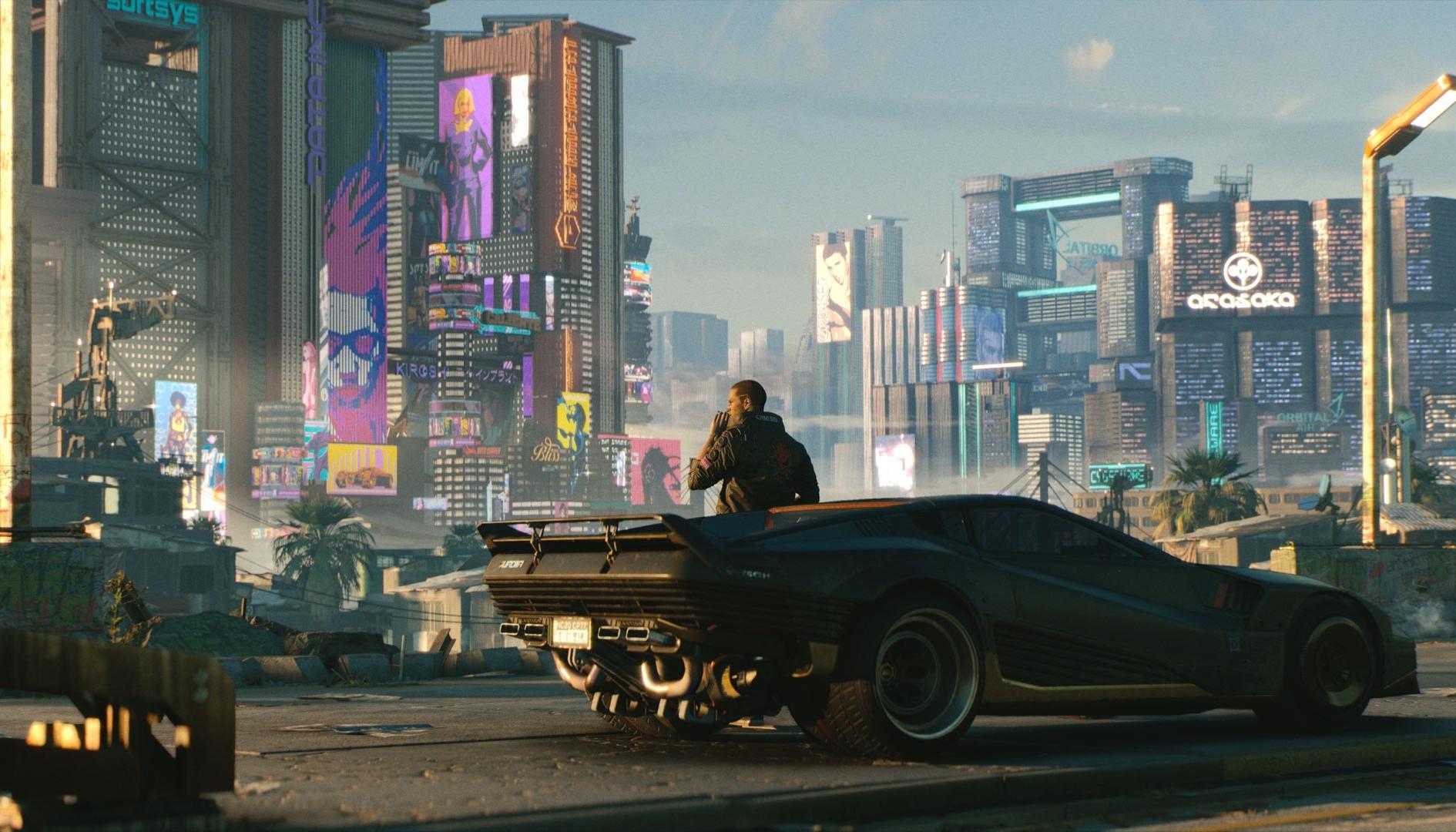 Cyberpunk 2077: coinvolti 400 sviluppatori, i lavori sono iniziati nel 2015