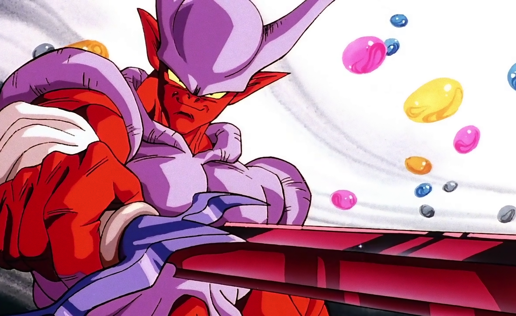 Dragon Ball FighterZ: Janemba