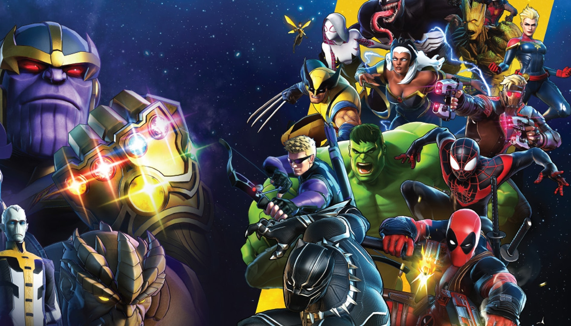 Marvel Ultimate Alliance 3: The Black Order, trailer dedicato agli X-Men