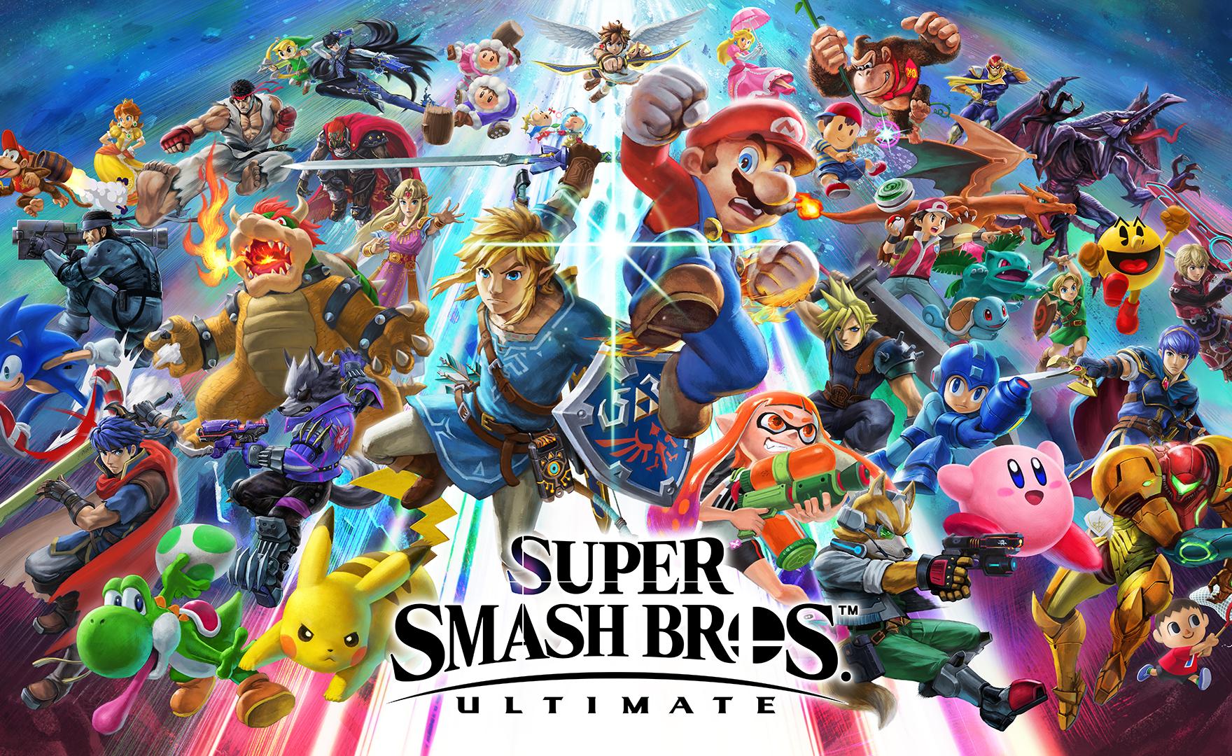 Super Smash Bros Ultimate: il prossimo personaggio è stato svelato da un insider?