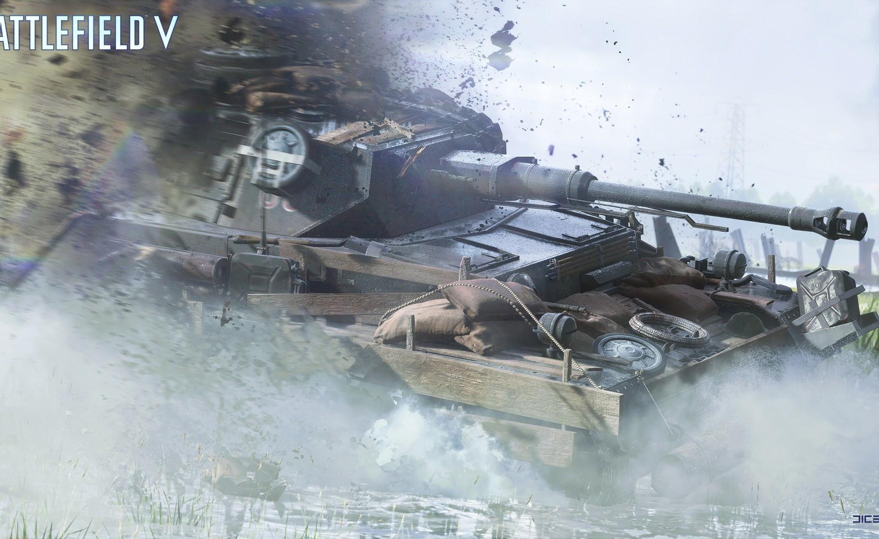 Battlefield V, presentata la mappa Mercury