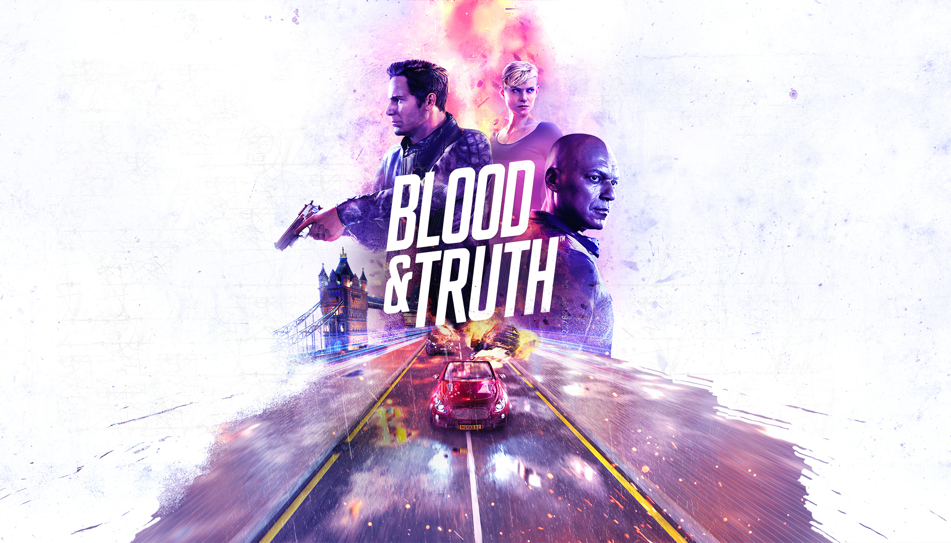Blood & Truth nel trailer di lancio