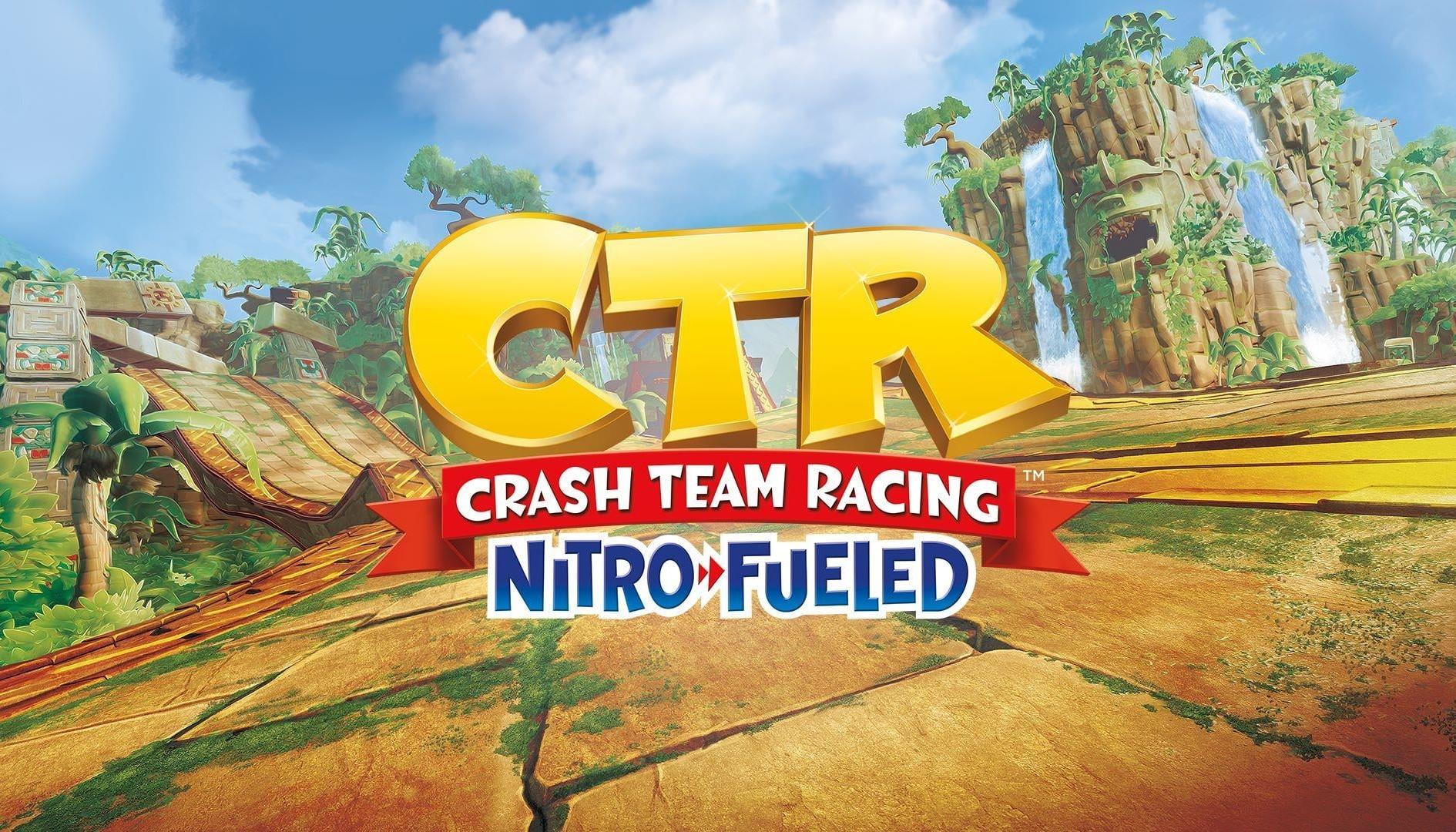 Crash Team Racing Nitro-Fueled: trailer per la personalizzazione e l'elenco dei personaggi