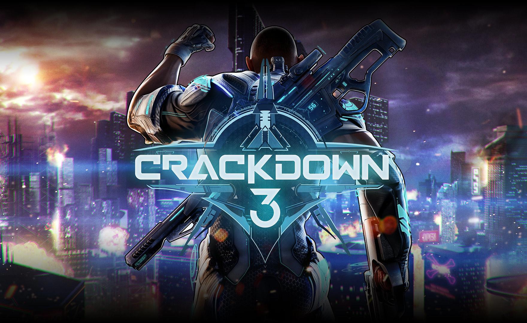 Crackdown 3 abbandonato dagli utenti, Wrecking Zone è una città fantasma