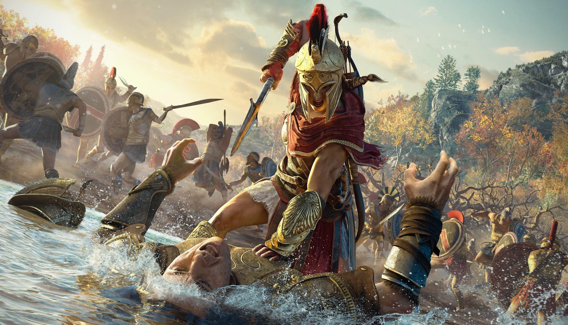 Assassin's Creed Odyssey: le novità di Maggio