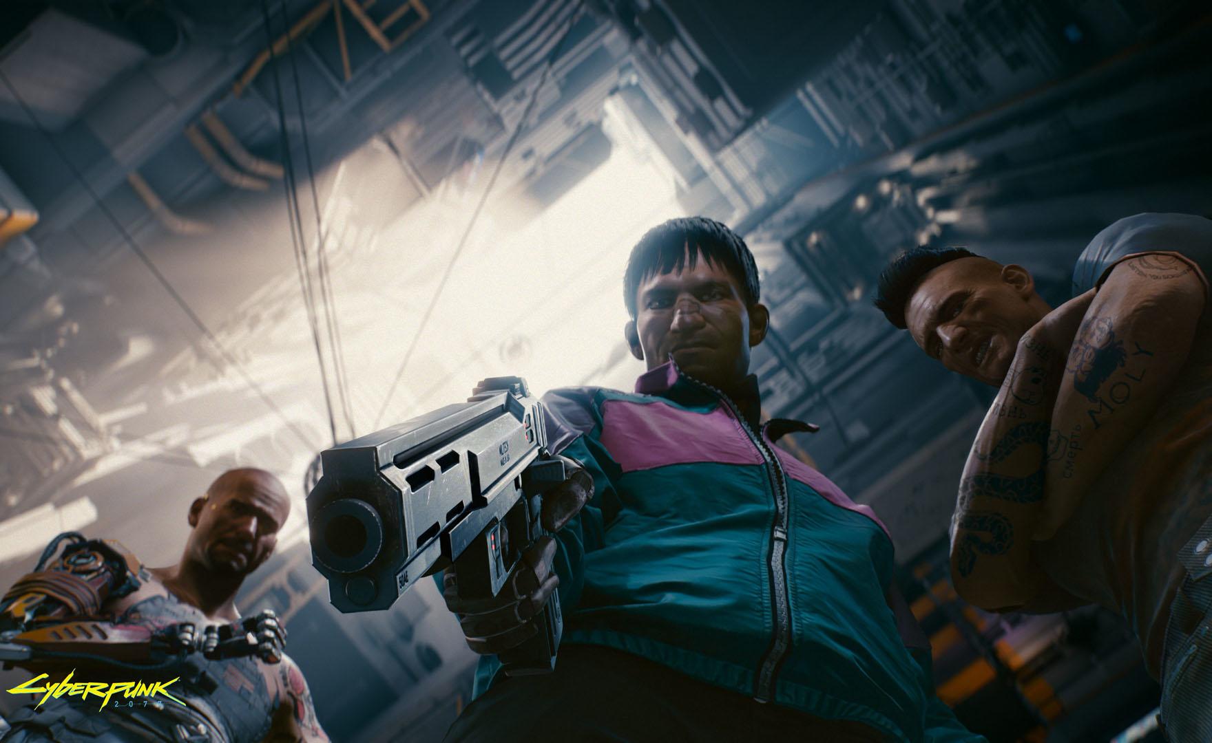 Cyberpunk 2077, rivelati i doppiatori italiani di V