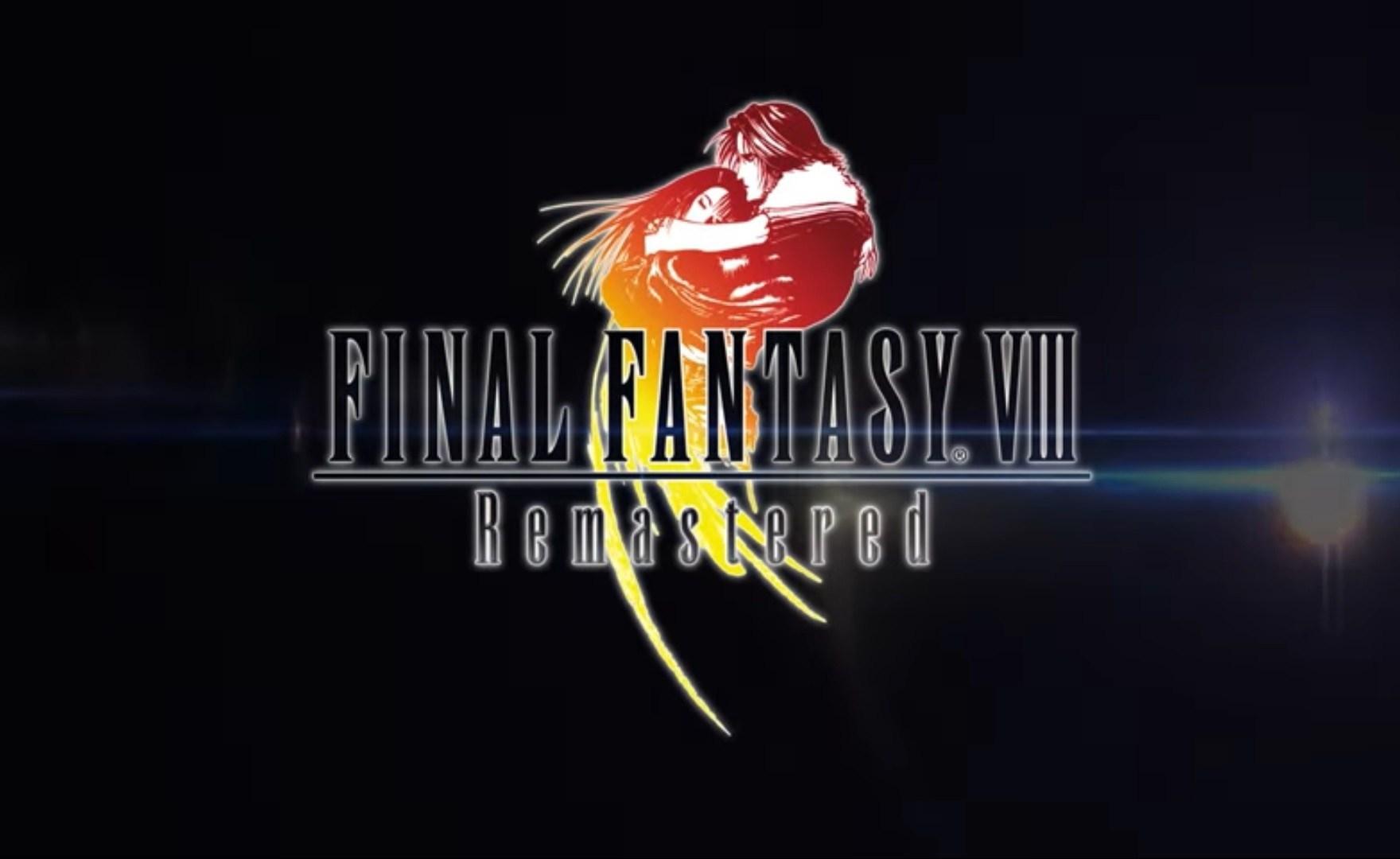 Final Fantasy 8 Remastered annunciato all'E3 2019, ecco il trailer