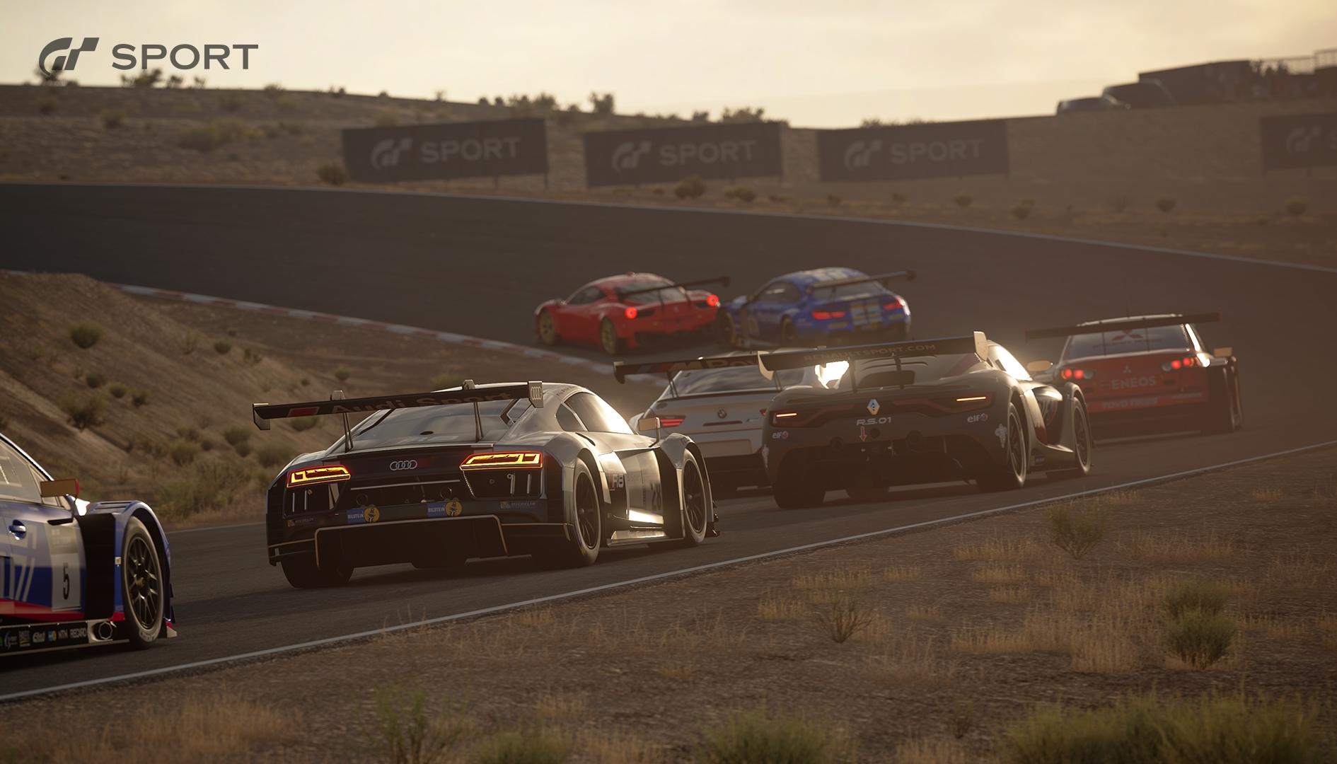 Gran Turismo Sport, disponibile da oggi l'aggiornamento di Giugno