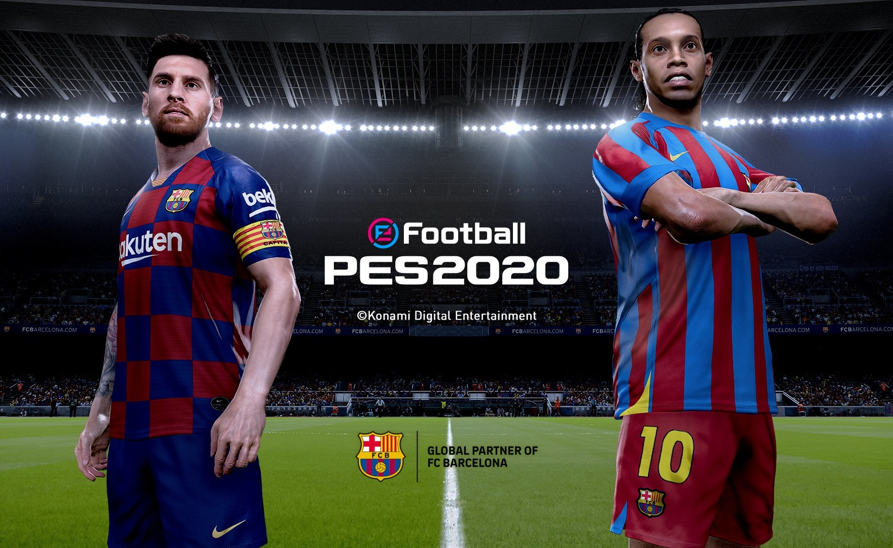 PES 2020: ecco il primo video di gameplay dell'E3 2019