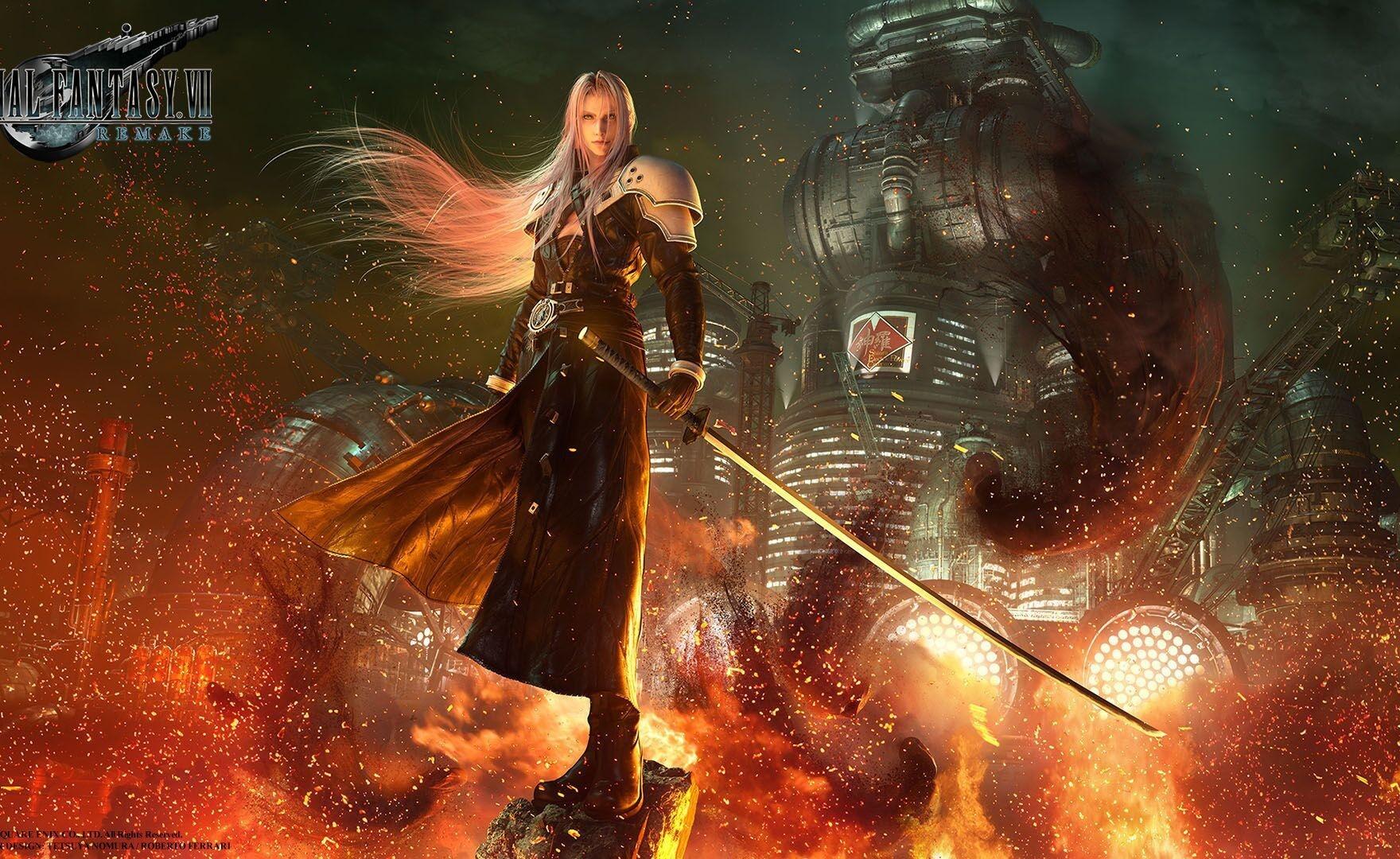 Final Fantasy 7 Remake, ecco fino a dove arriverà il primo episodio
