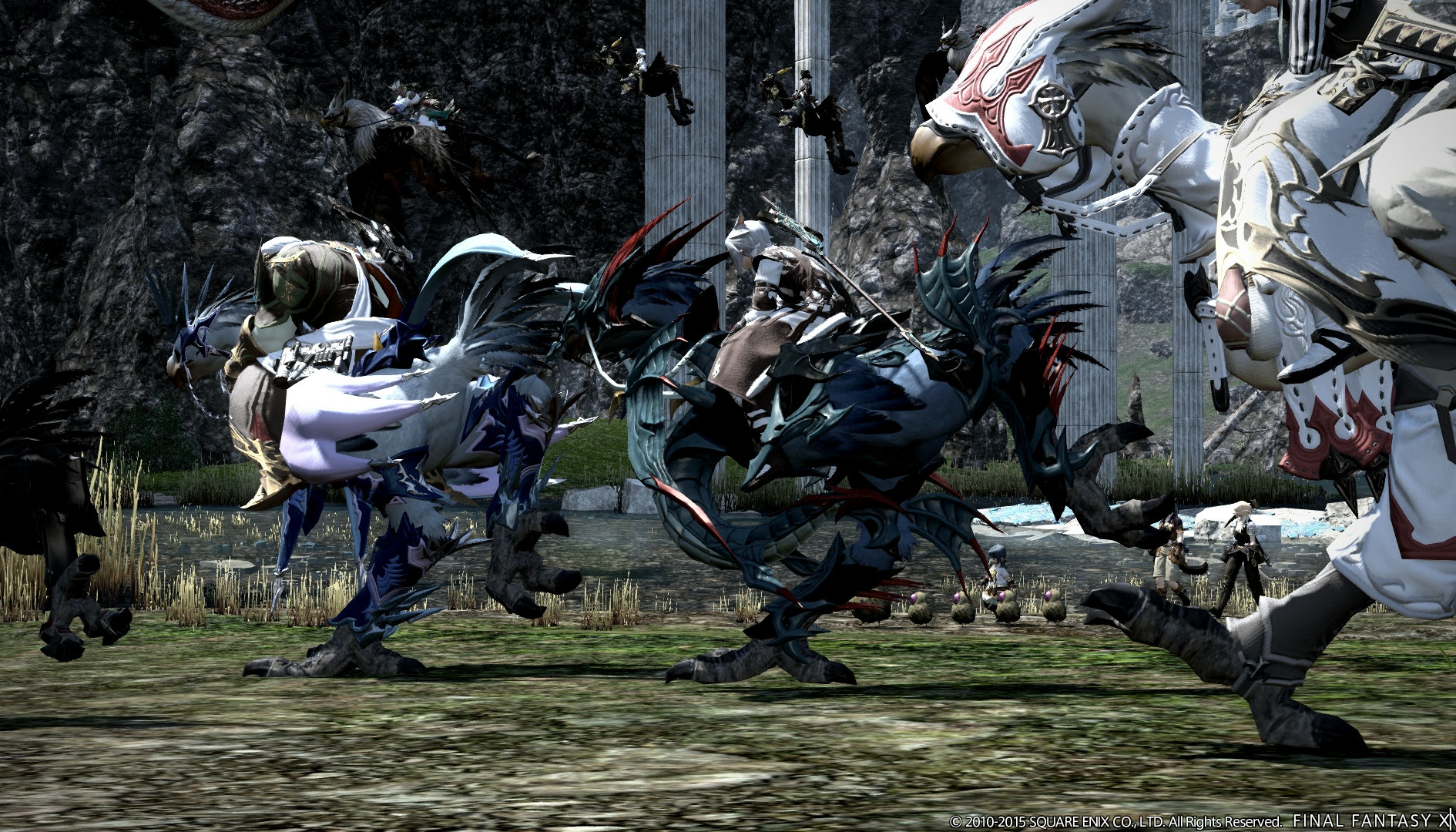 Final Fantasy 14 Shadowbringers: ecco il trailer dell'E3 2019