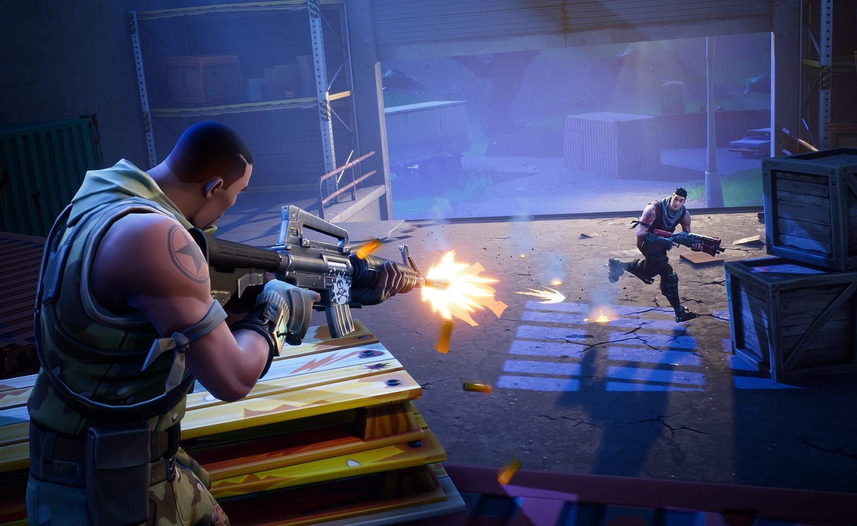 Fortnite: DirectX 11 obbligatoria dalla Stagione 10