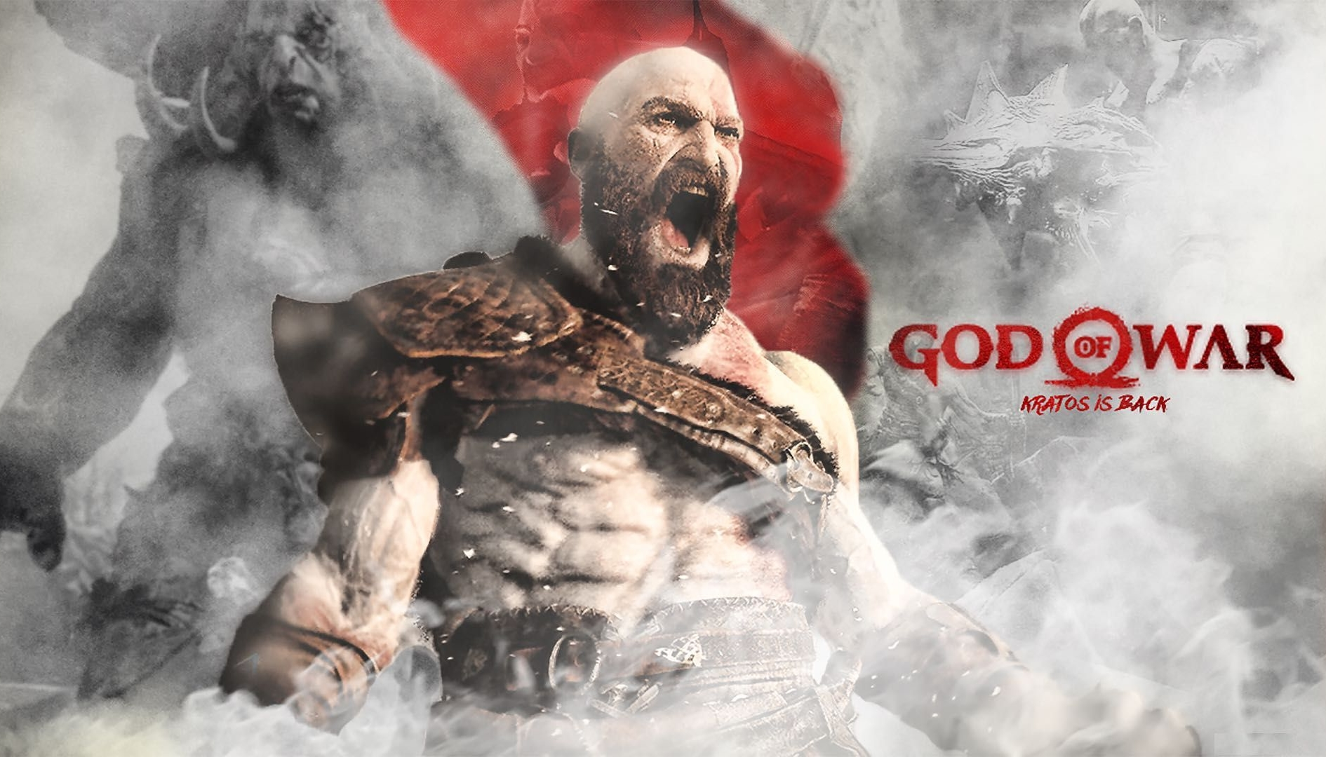 God of War girerà a 60FPS e non solo
